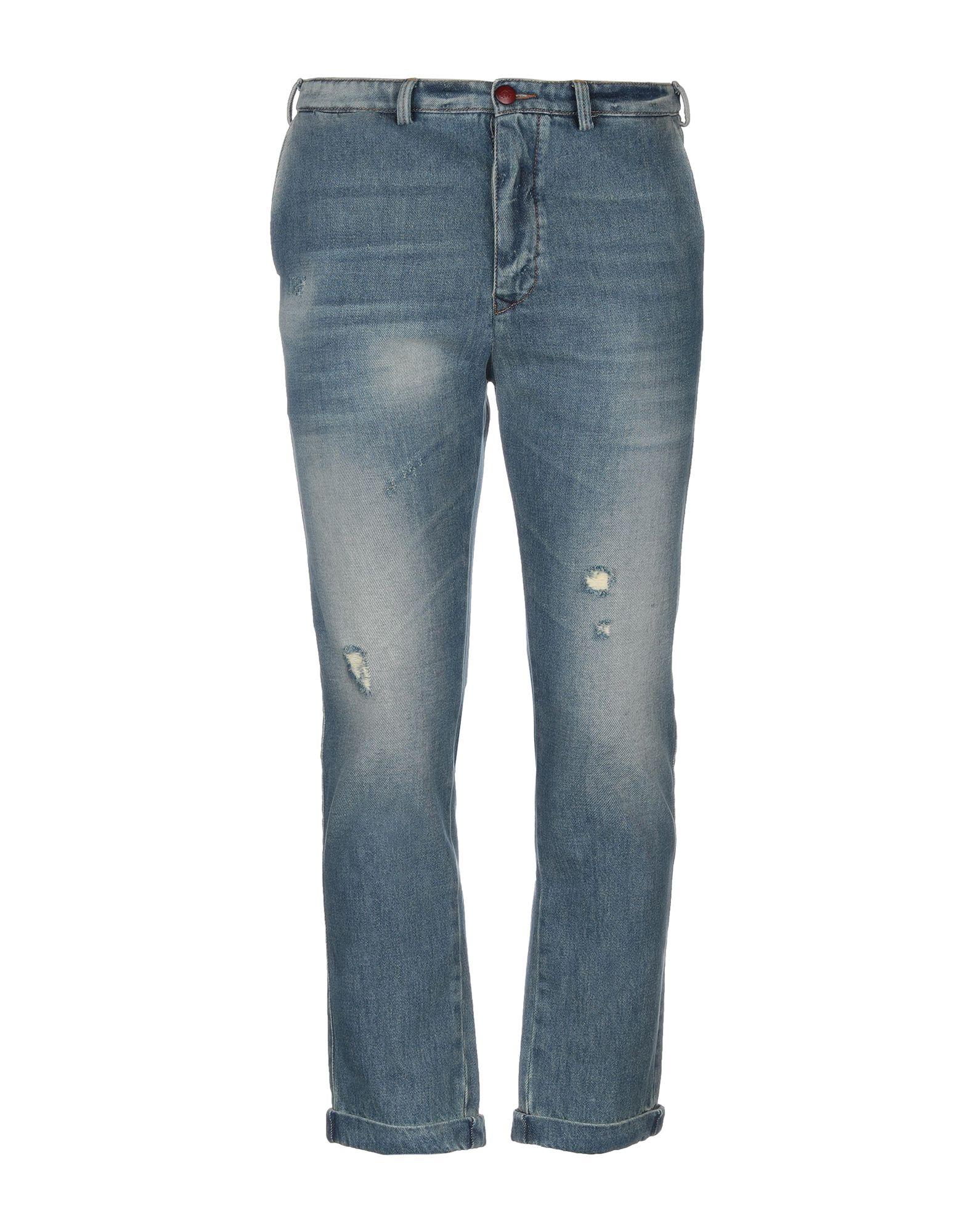 CAPITALE CREATIVO Джинсовые брюки capitale creativo джинсовые брюки