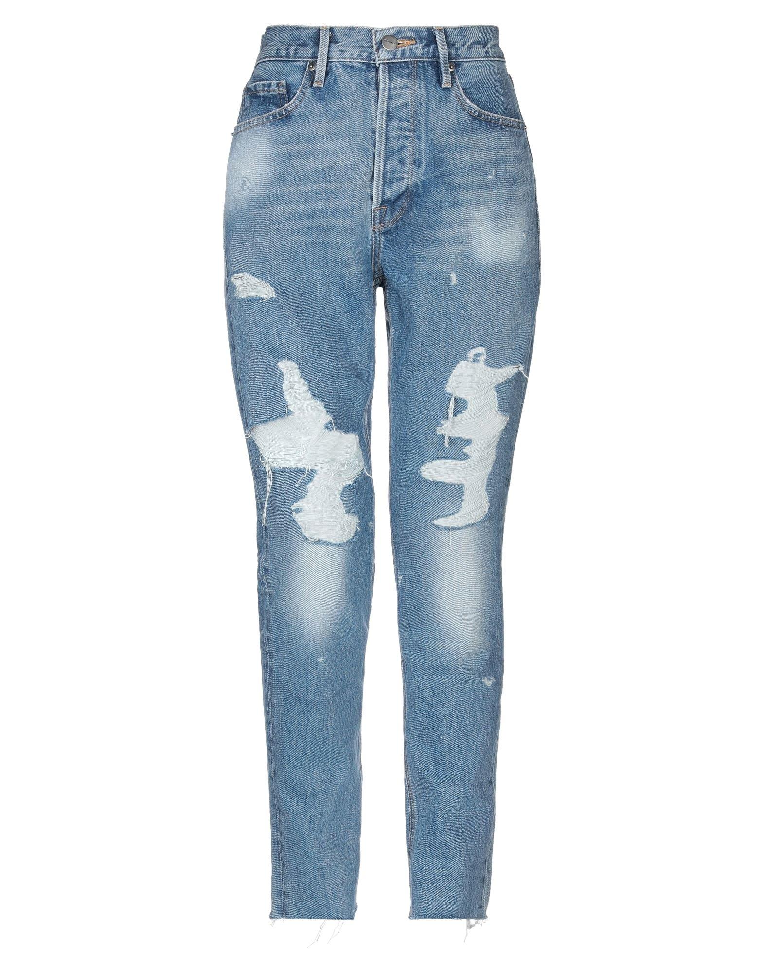 FRAME Джинсовые брюки