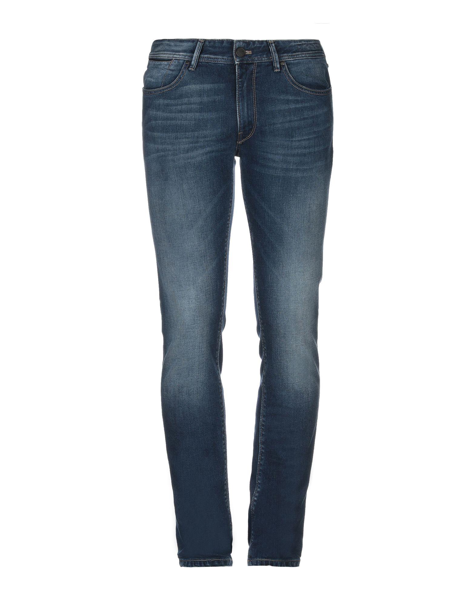 《セール開催中》PT Torino メンズ ジーンズ ブルー 30 コットン BCI 90% / エメリー 10%