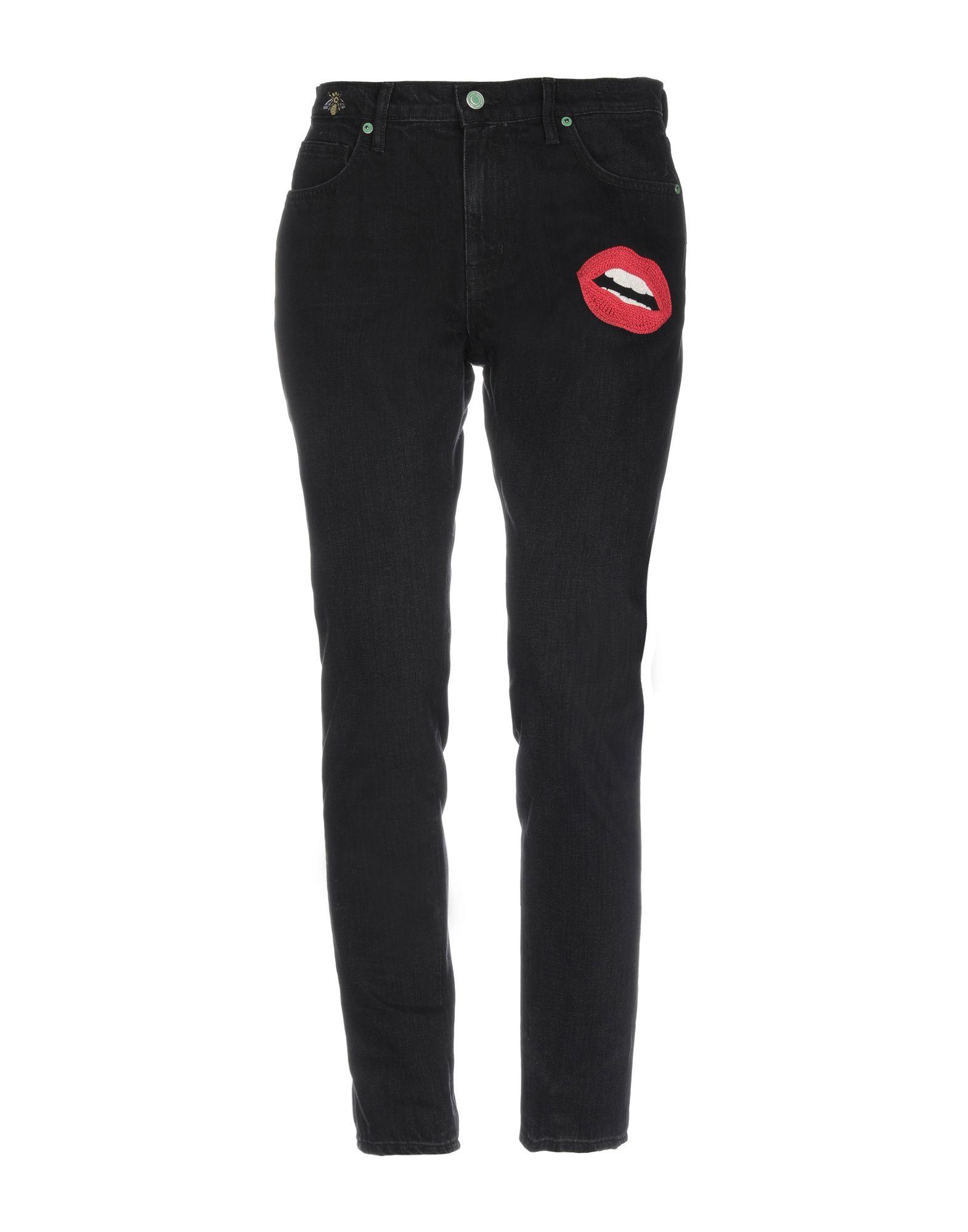 SANDRINE ROSE Джинсовые брюки newlily sandrine