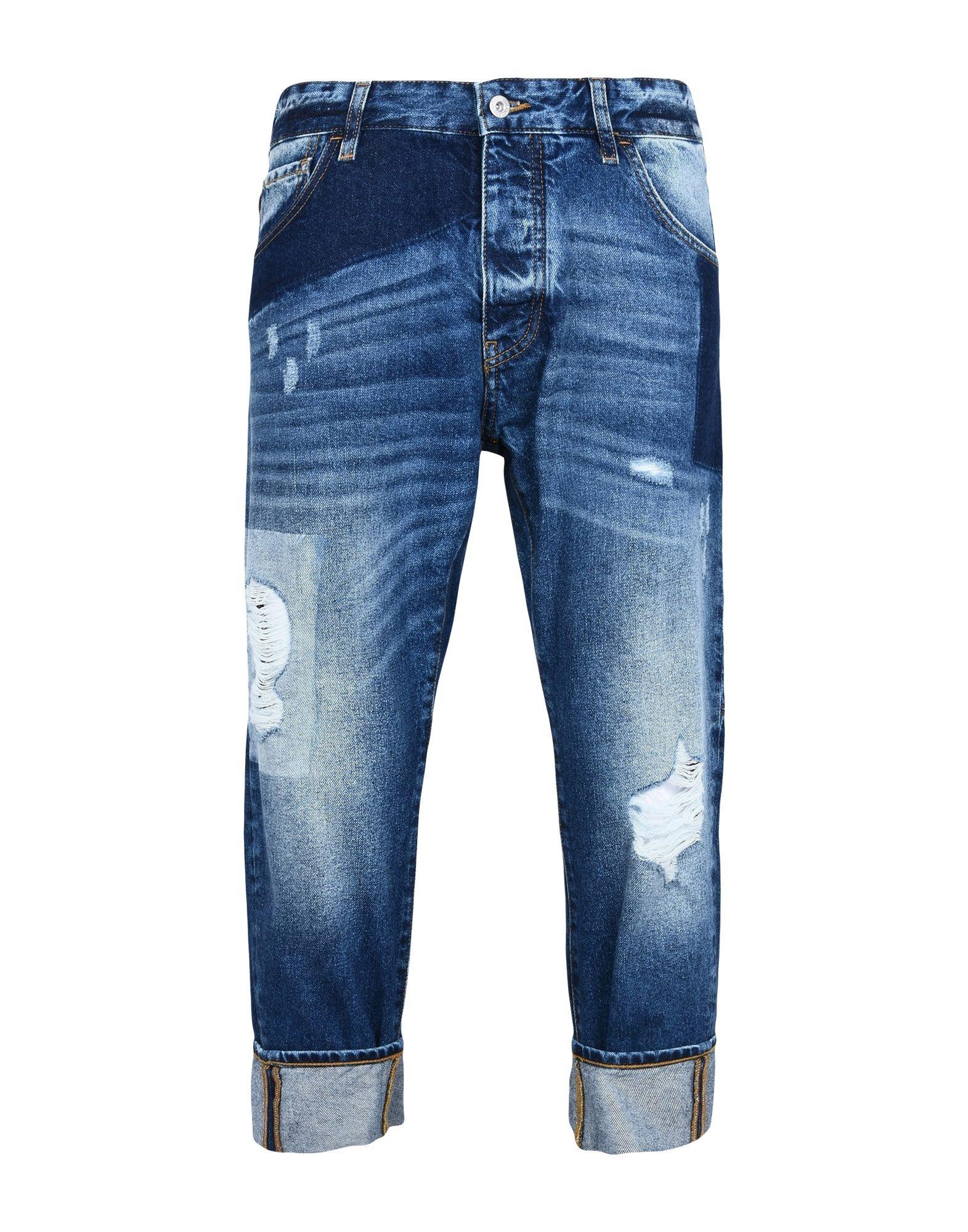 ARMANI JEANS Джинсовые брюки-капри цена 2017