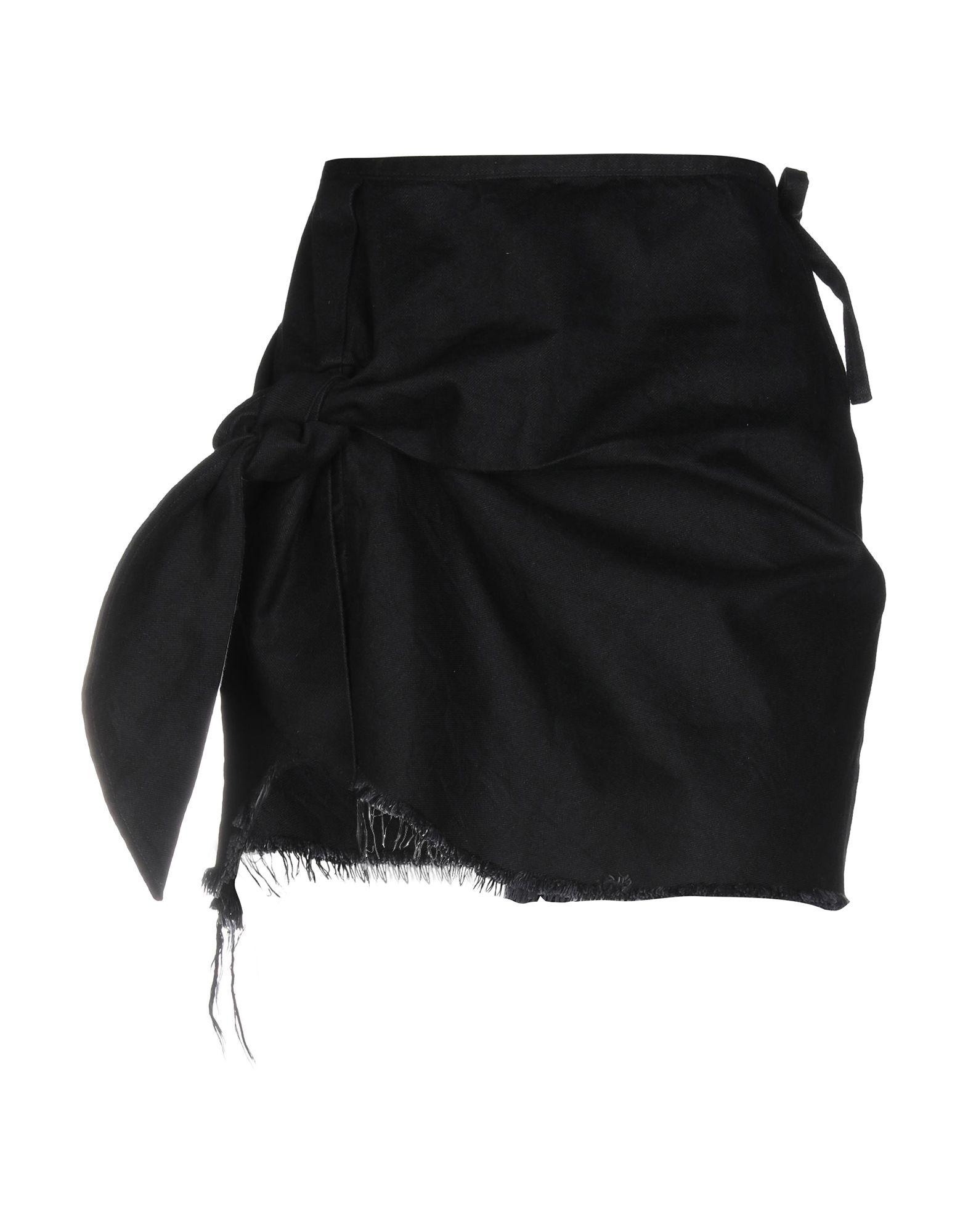 MARQUES' ALMEIDA Джинсовая юбка недорго, оригинальная цена