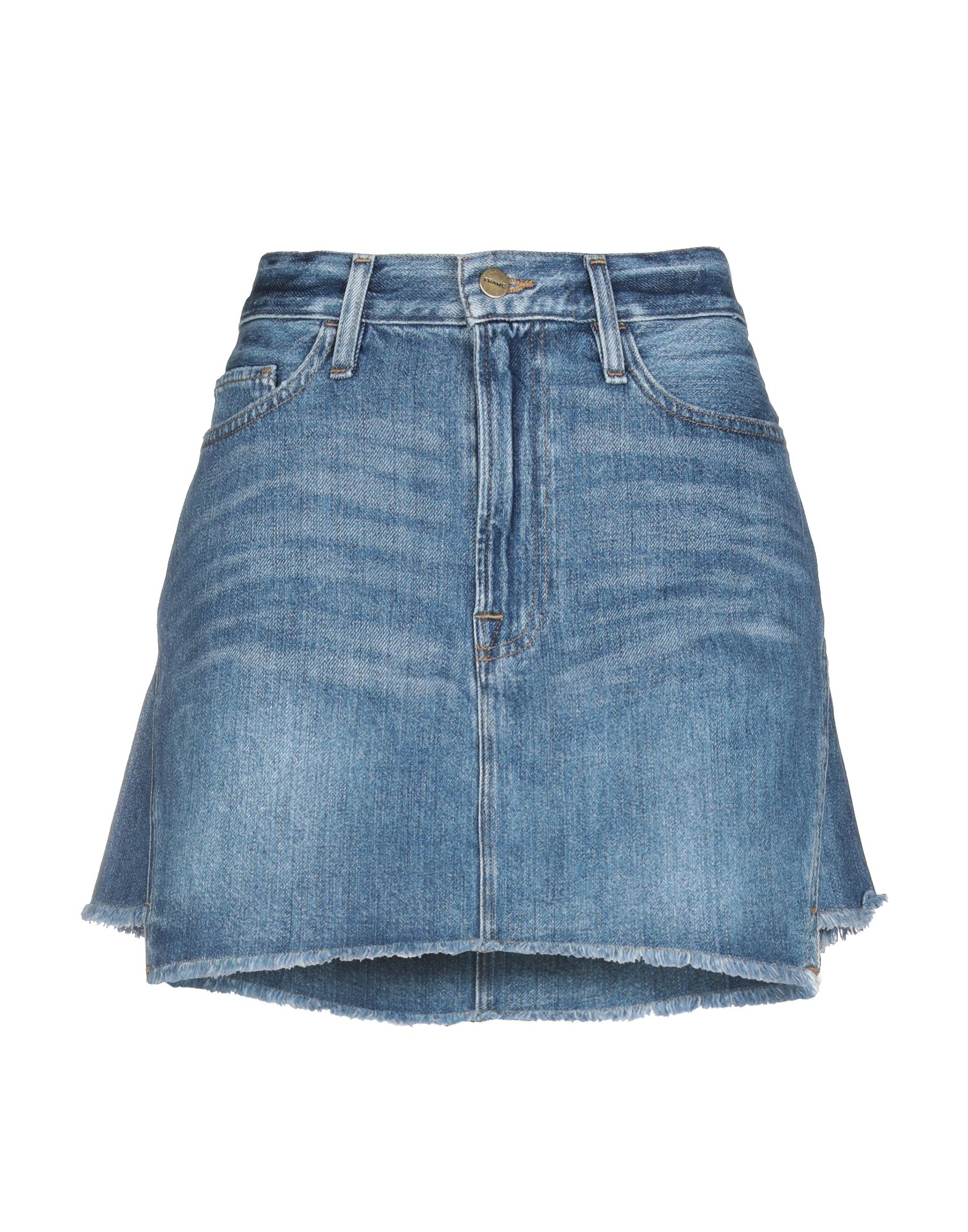 FRAME Джинсовая юбка