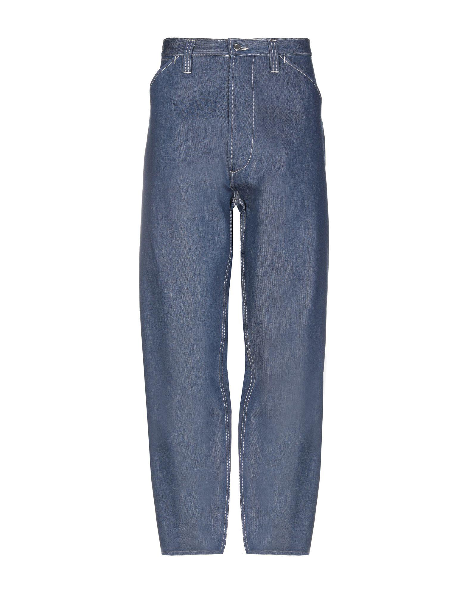 E. TAUTZ Джинсовые брюки цена 2017