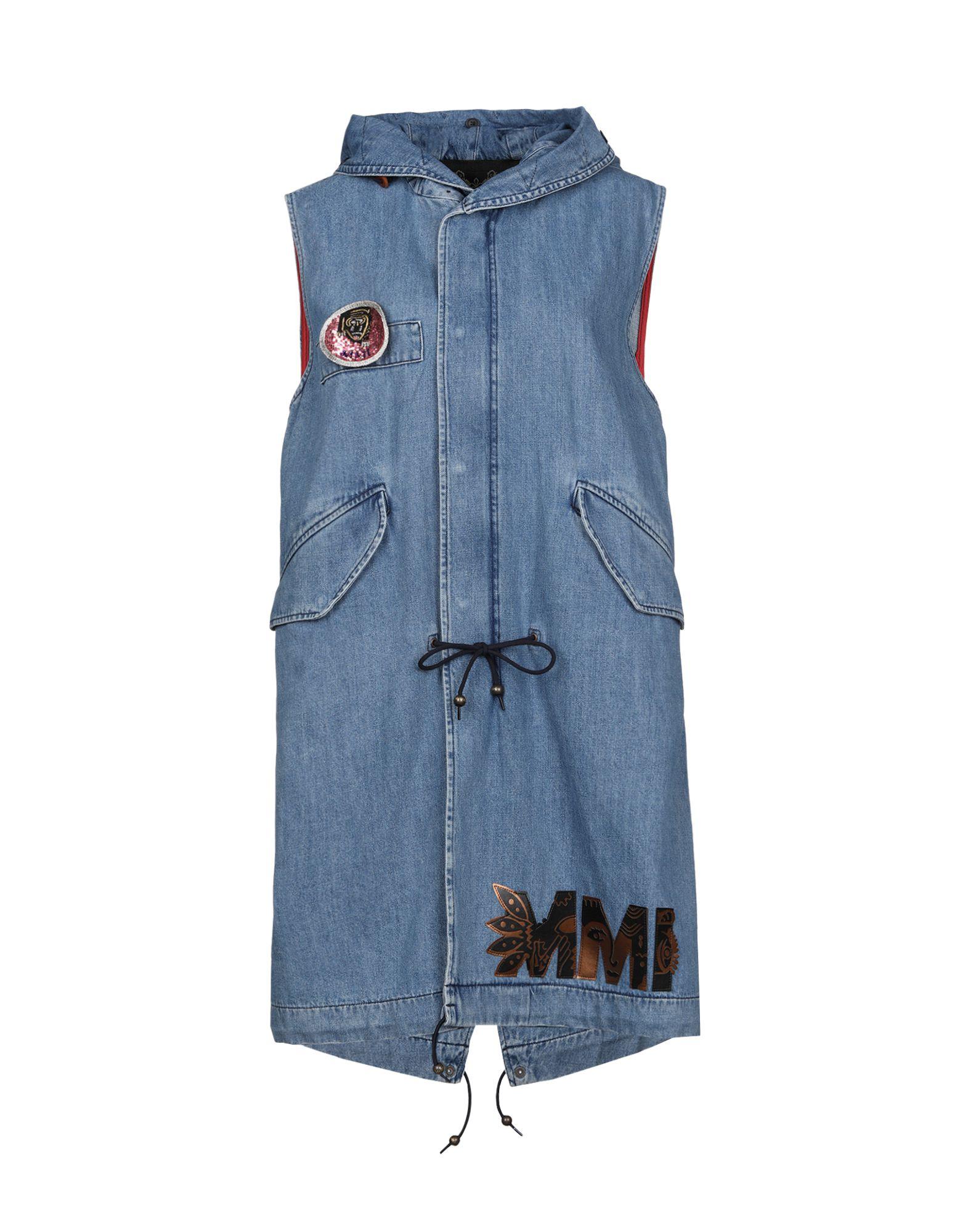 MR & MRS ITALY Джинсовая верхняя одежда одежда для йоги mr adams park 014221