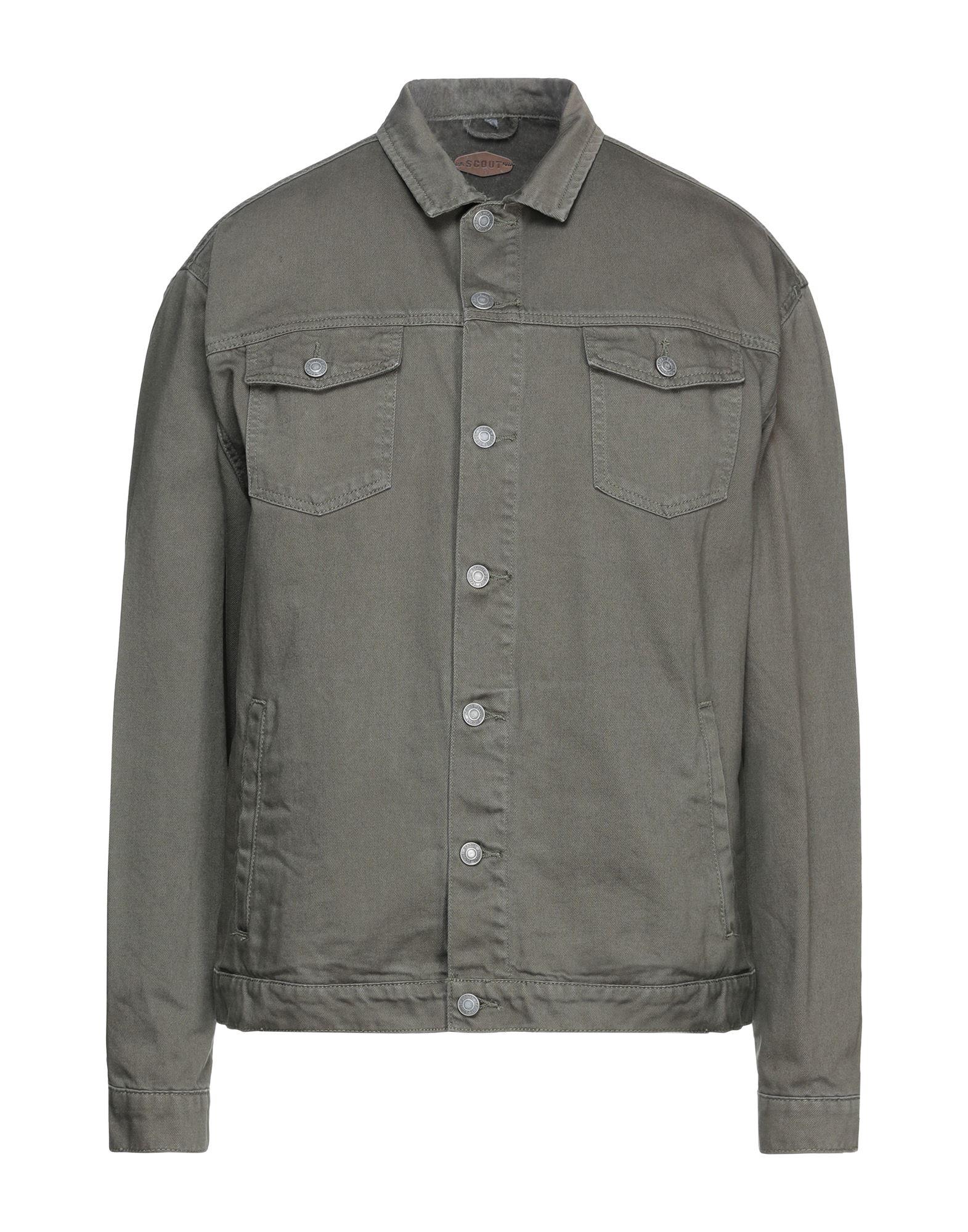Фото - SCOUT Джинсовая верхняя одежда scout джинсовая верхняя одежда