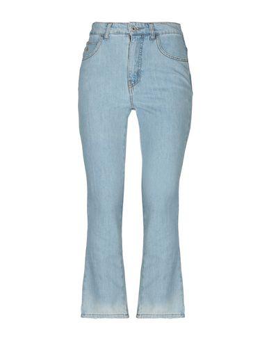 Джинсовые брюки THE ATTICO