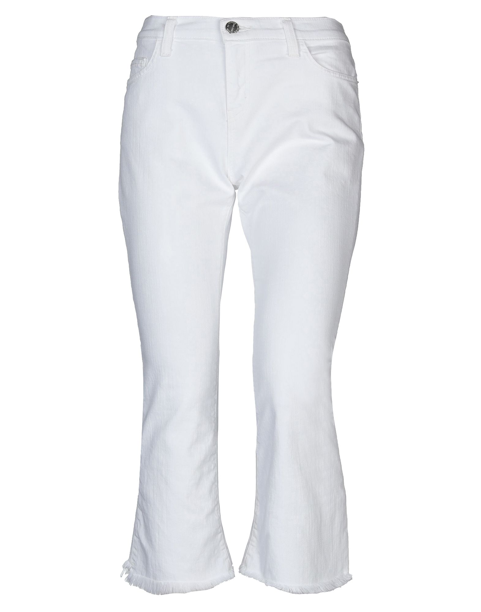 CURRENT/ELLIOTT Джинсовые брюки-капри luxury stand flip