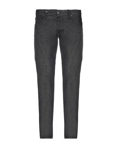 Фото - Джинсовые брюки от DW FIVE черного цвета