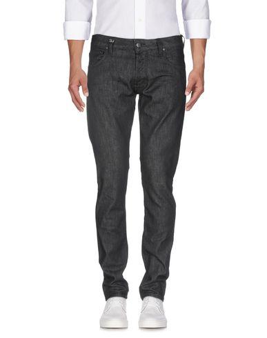 Фото 2 - Джинсовые брюки от DW FIVE черного цвета