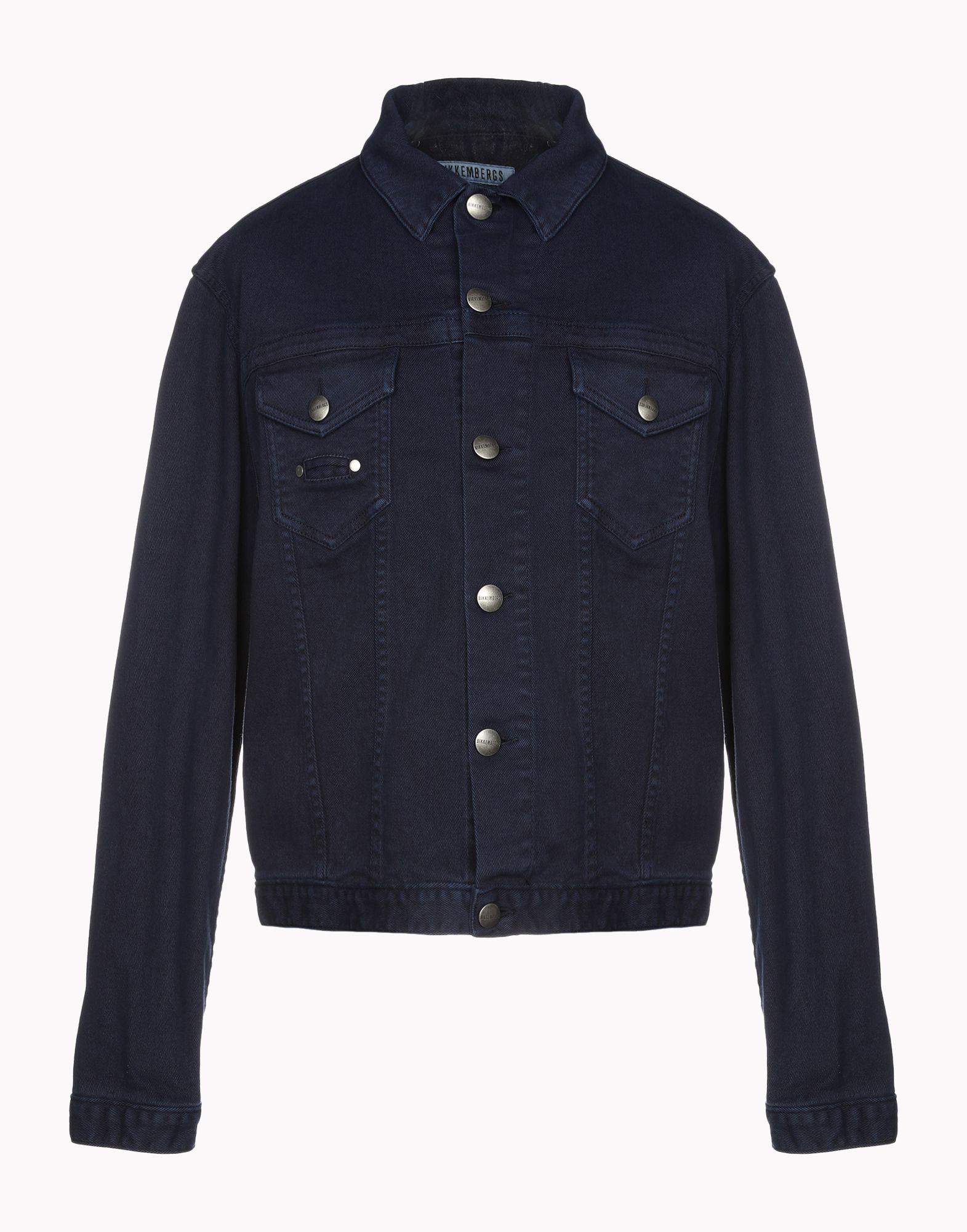 BIKKEMBERGS Джинсовая верхняя одежда брендовая одежда