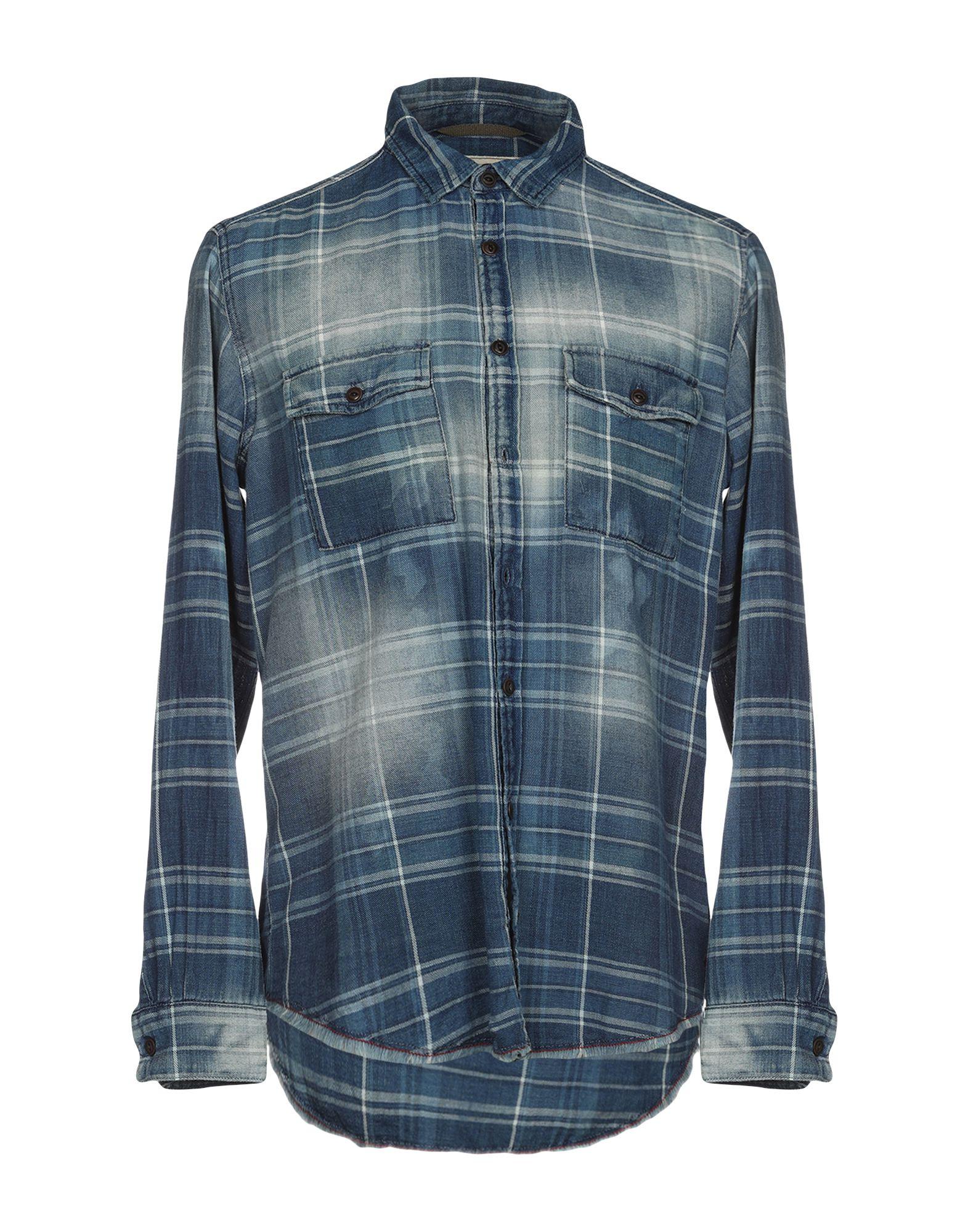 TAYLOR TWEED Джинсовая рубашка rhinestone detail frayed edge tweed skirt