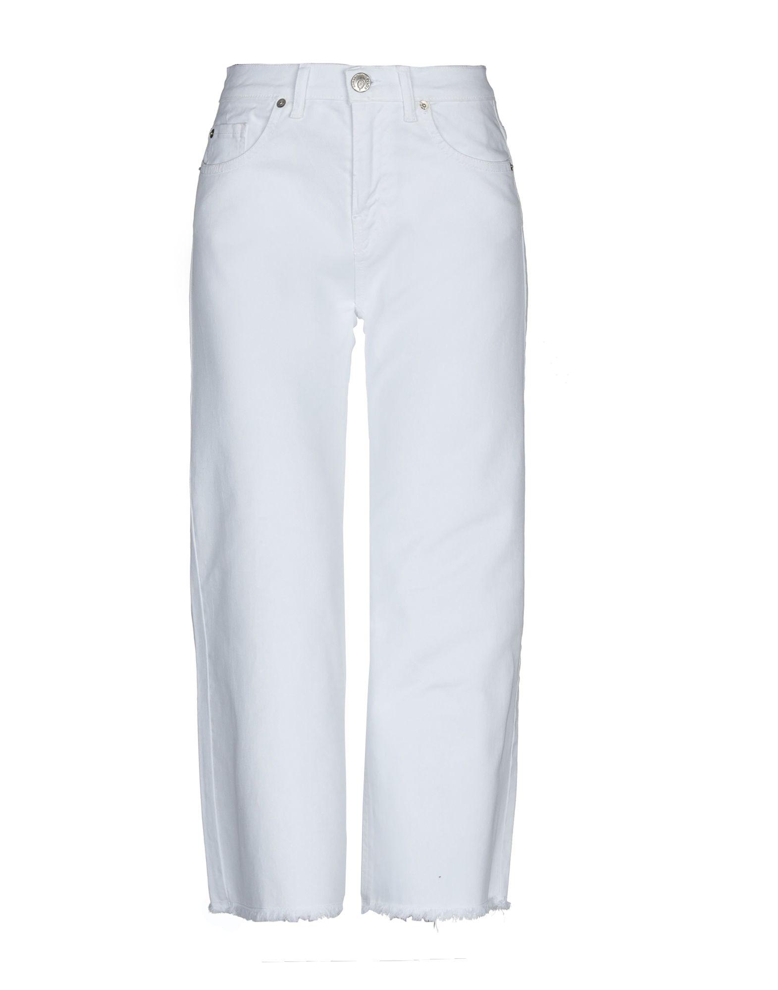 PMDS PREMIUM MOOD DENIM SUPERIOR Джинсовые брюки-капри denim mood джинсовые брюки
