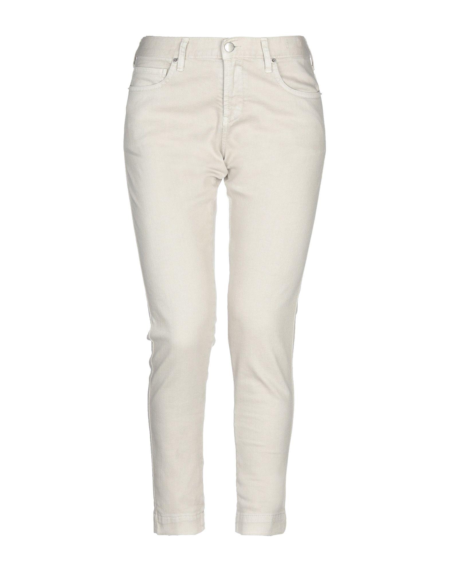 Фото - MASSIMO ALBA Джинсовые брюки-капри massimo e daniele брюки капри