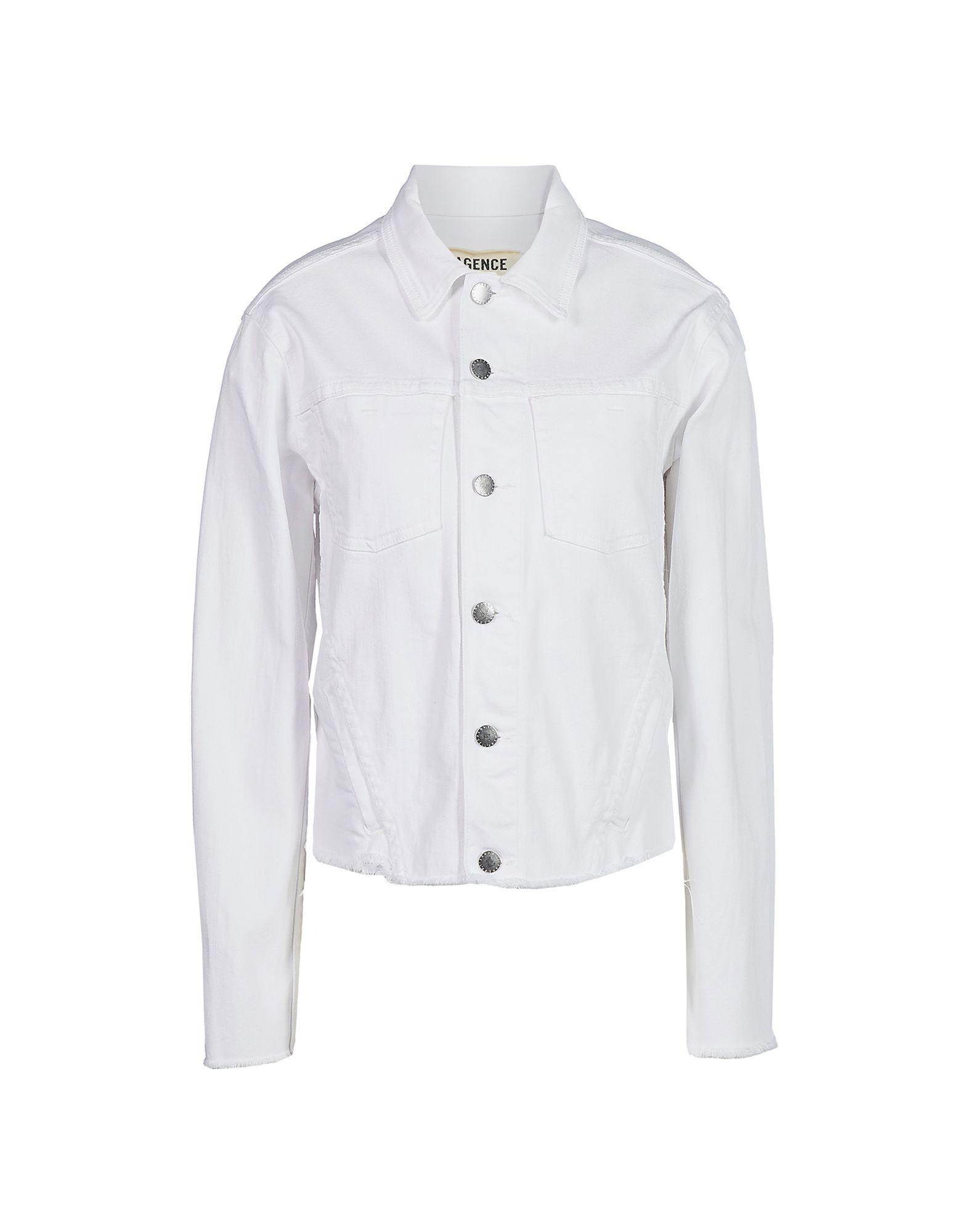 L'AGENCE Джинсовая верхняя одежда