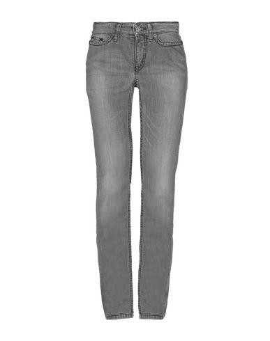 Фото - Джинсовые брюки от CAMBIO серого цвета