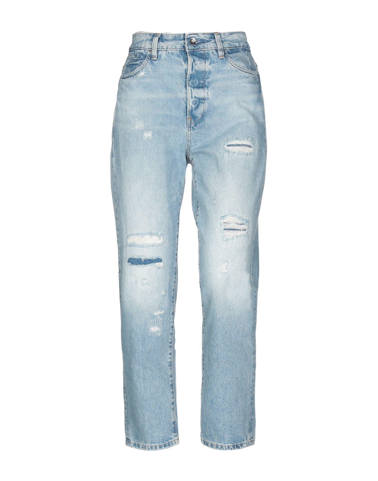 G-STAR RAW Damen Jeanshose4 blau
