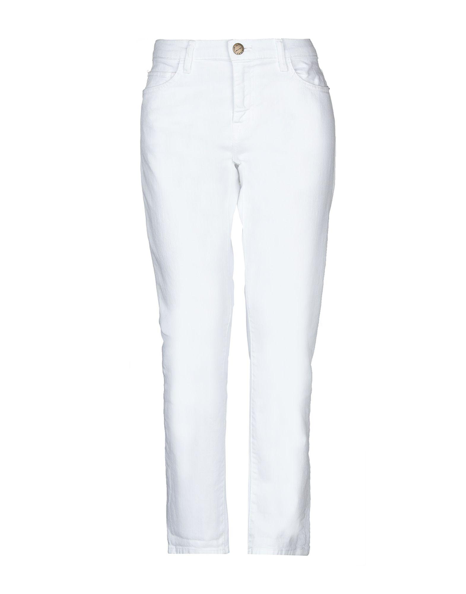 Current Elliott 'the Boyfriend Jean' Stretch Jeans In Sugar