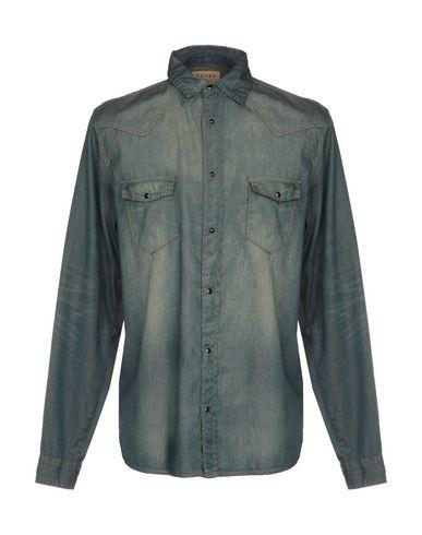 Джинсовая рубашка от FIVER