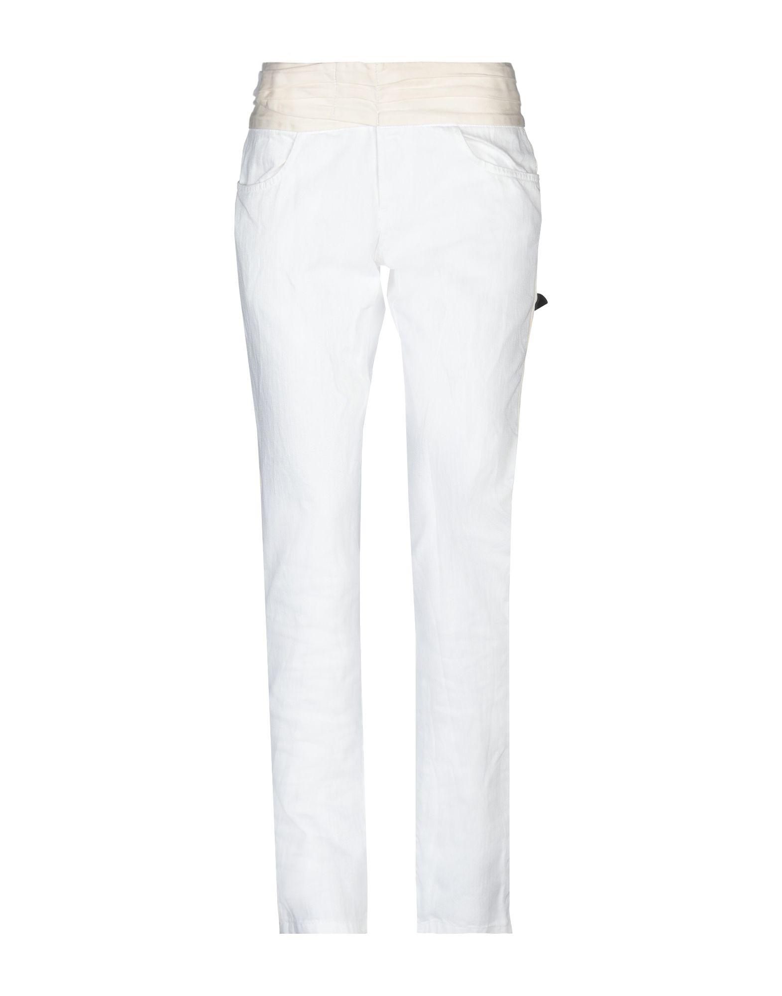 JOHN RICHMOND Джинсовые брюки брюки john richmond брюки