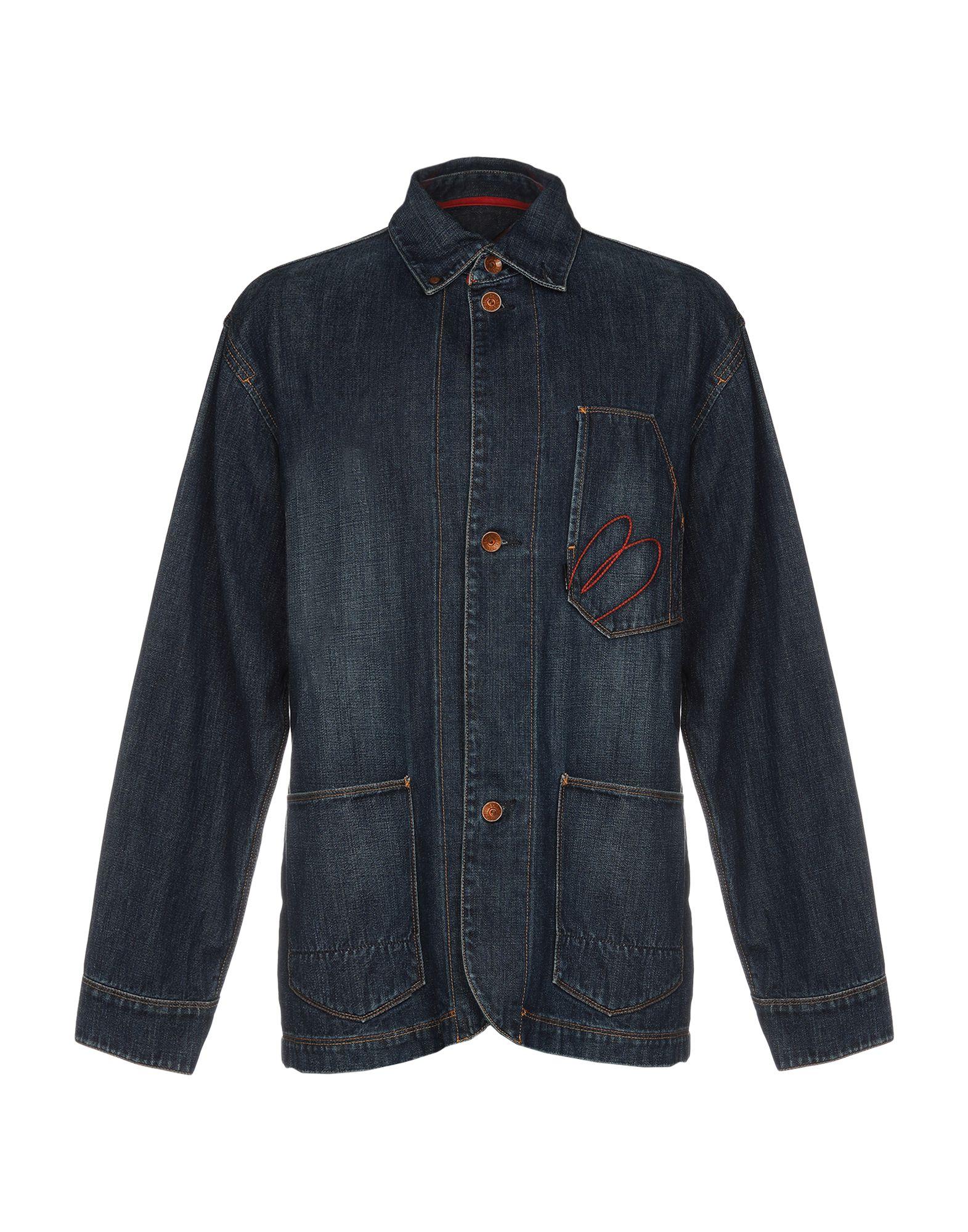 купить RED EAR JAPAN by PAUL SMITH Джинсовая верхняя одежда по цене 22500 рублей