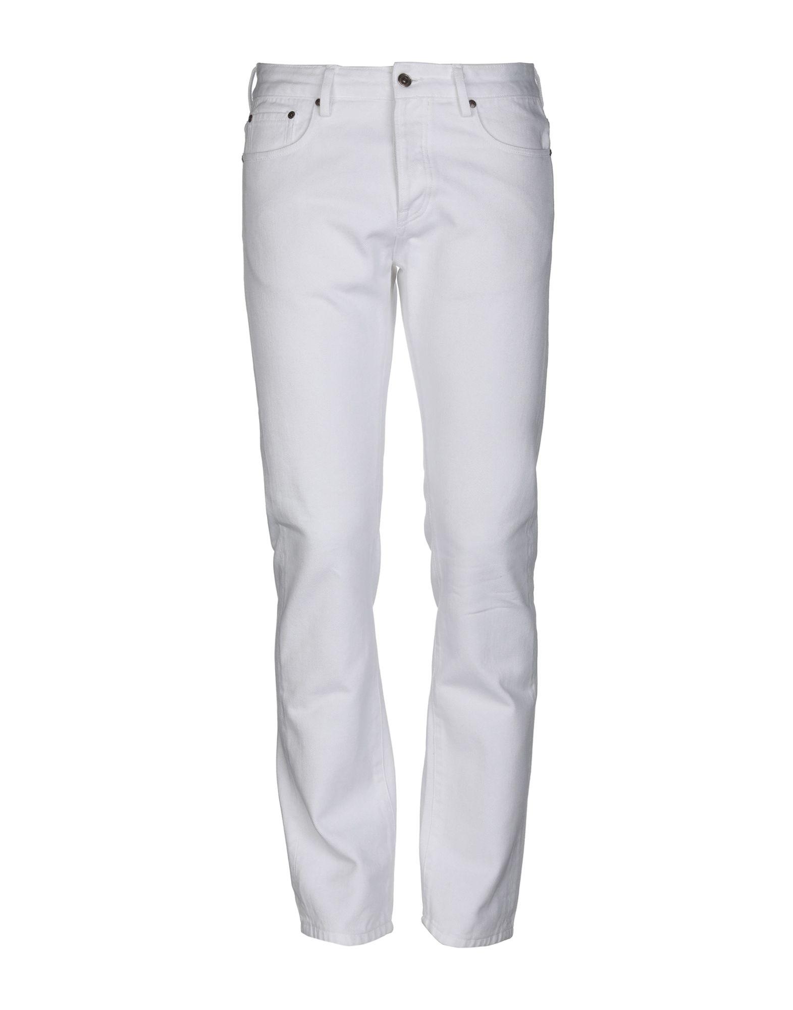 UMIT BENAN Джинсовые брюки