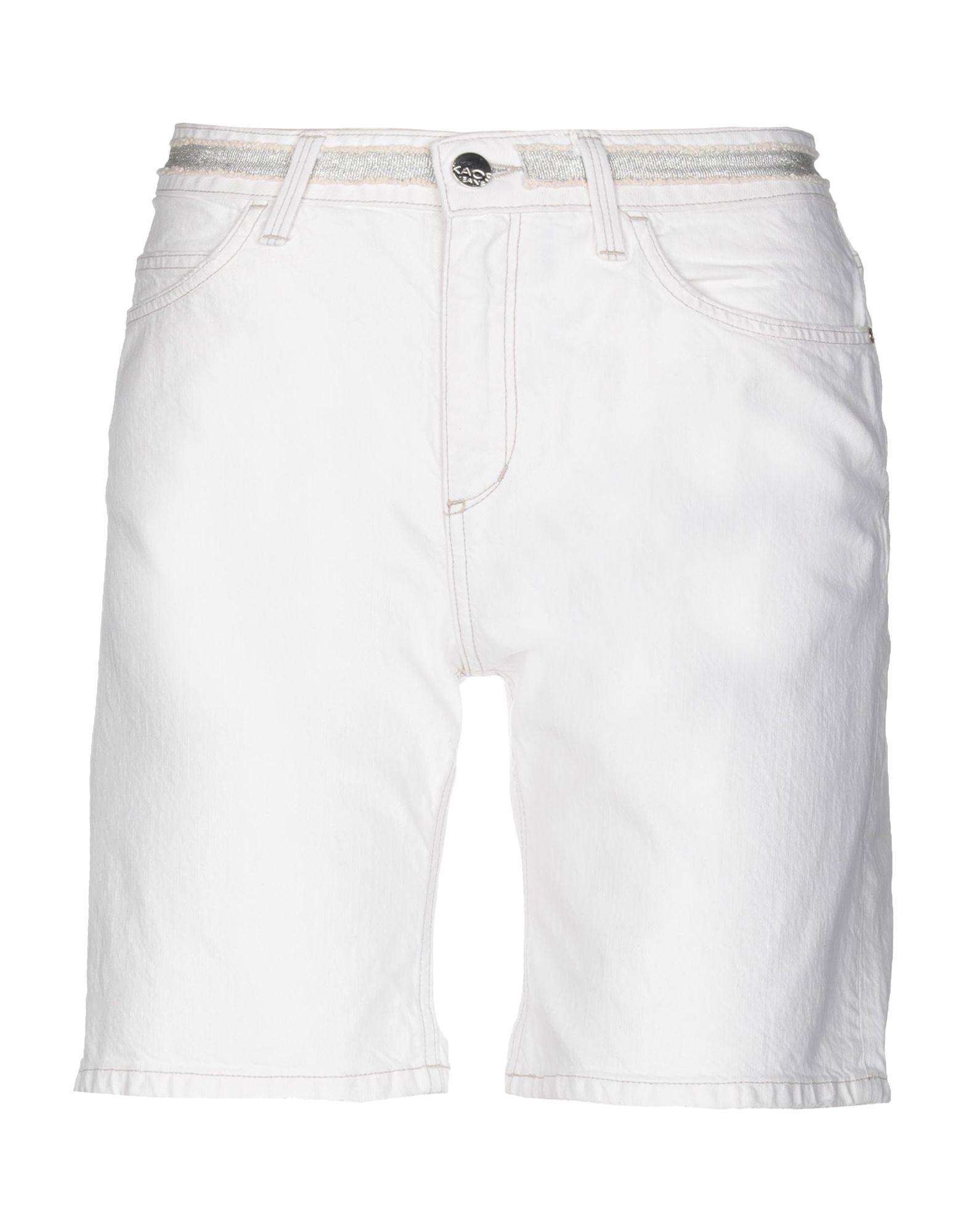 KAOS JEANS Джинсовые бермуды masons jeans джинсовые бермуды