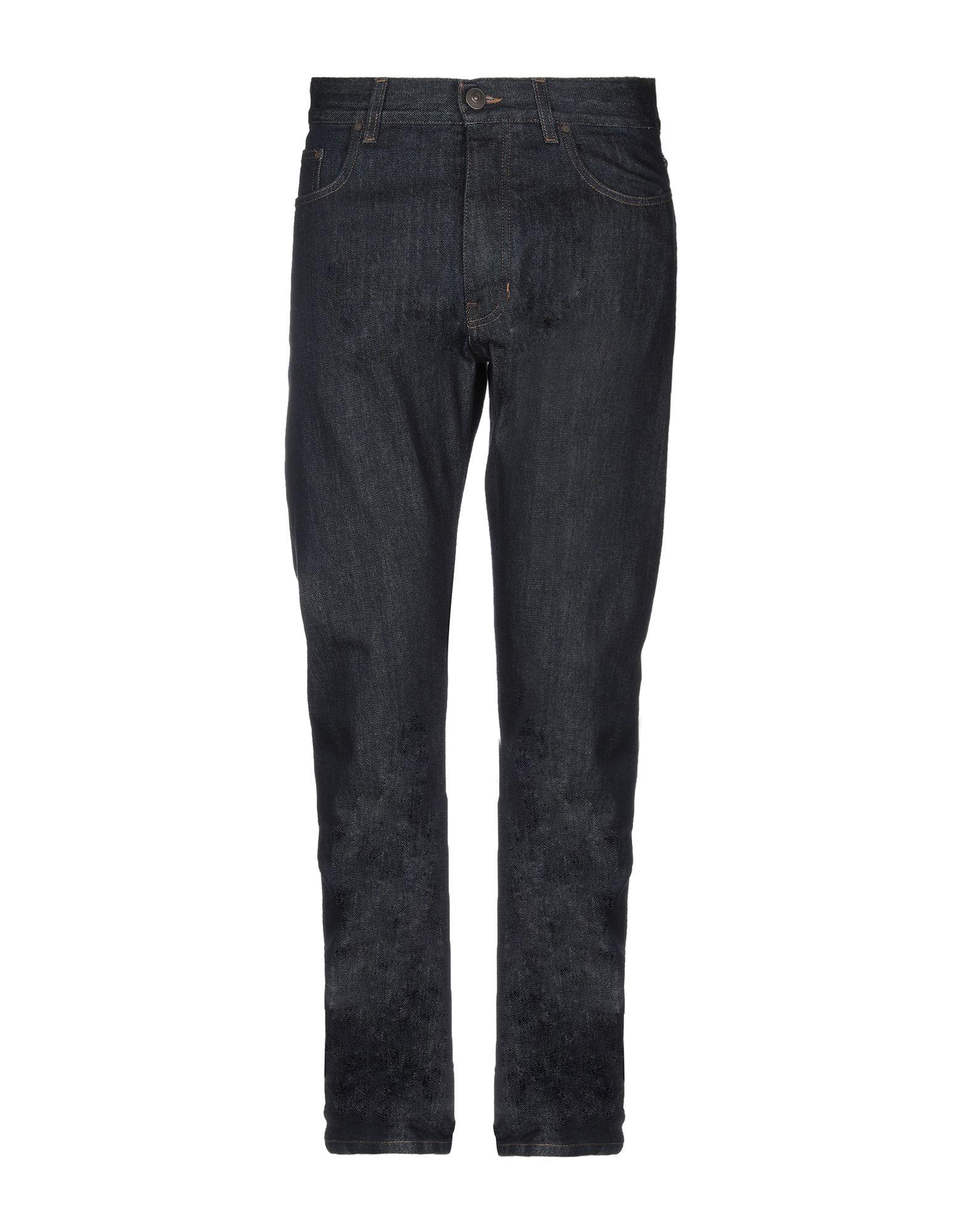 《セール開催中》KENT & CURWEN メンズ ジーンズ ブルー 30 コットン 100%