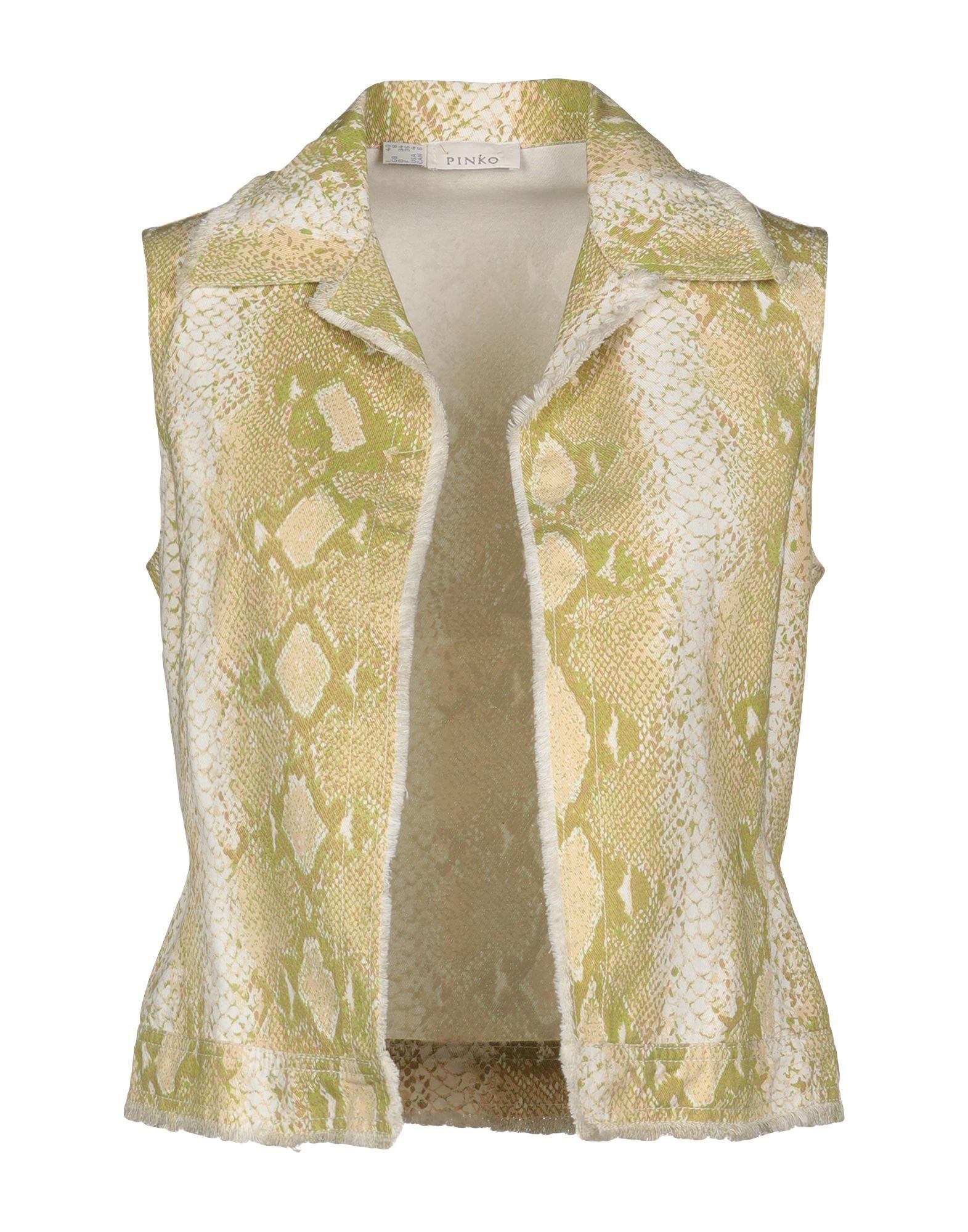 PINKO Джинсовая верхняя одежда брендовая одежда