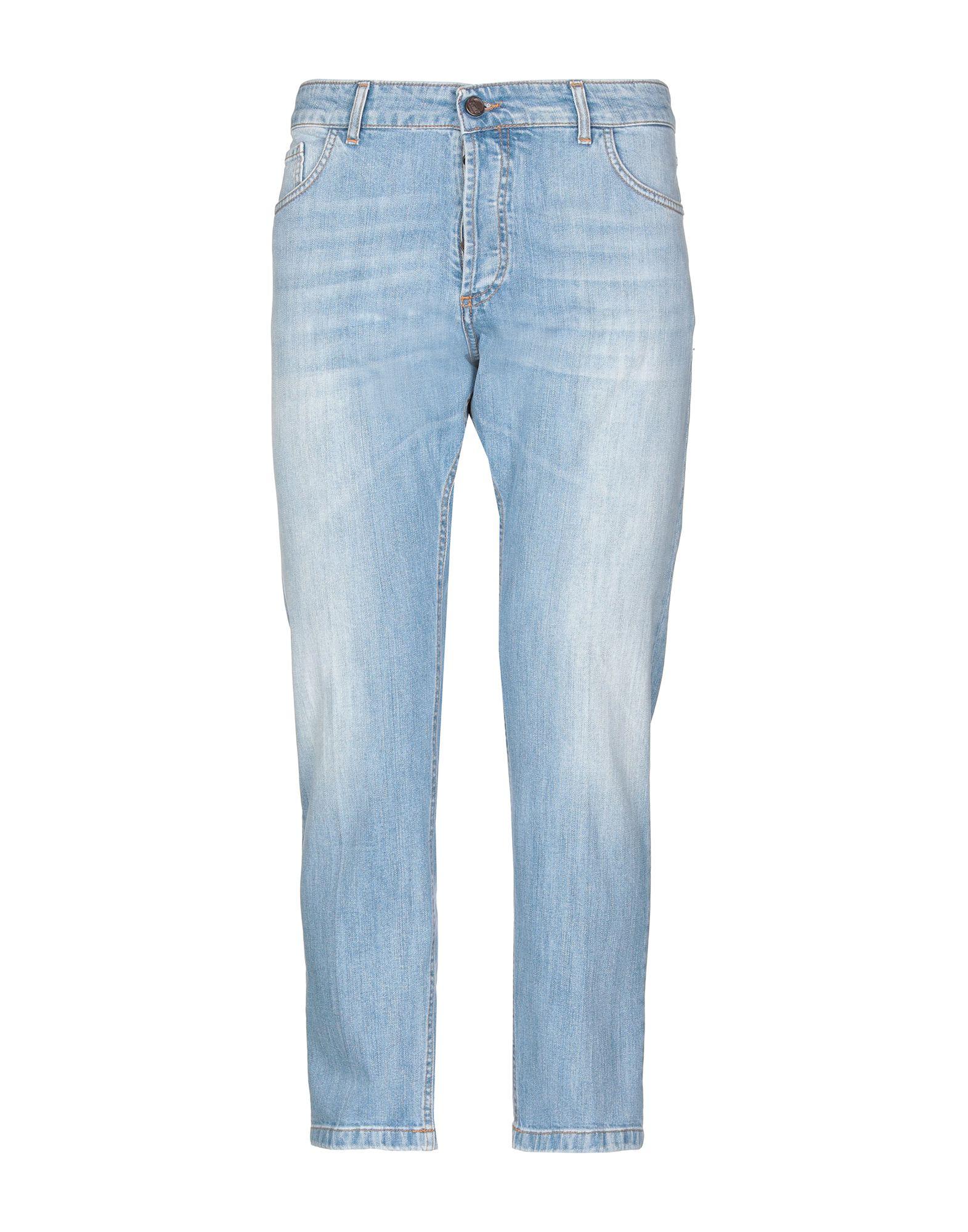 《送料無料》ENTRE AMIS メンズ ジーンズ ブルー 31 コットン 100%