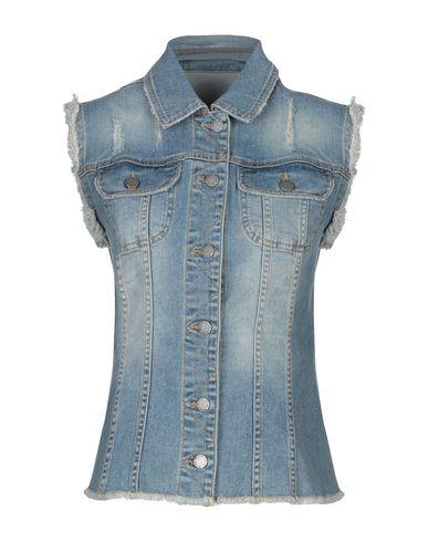 Купить Джинсовая верхняя одежда от MADE WITH LOVE синего цвета