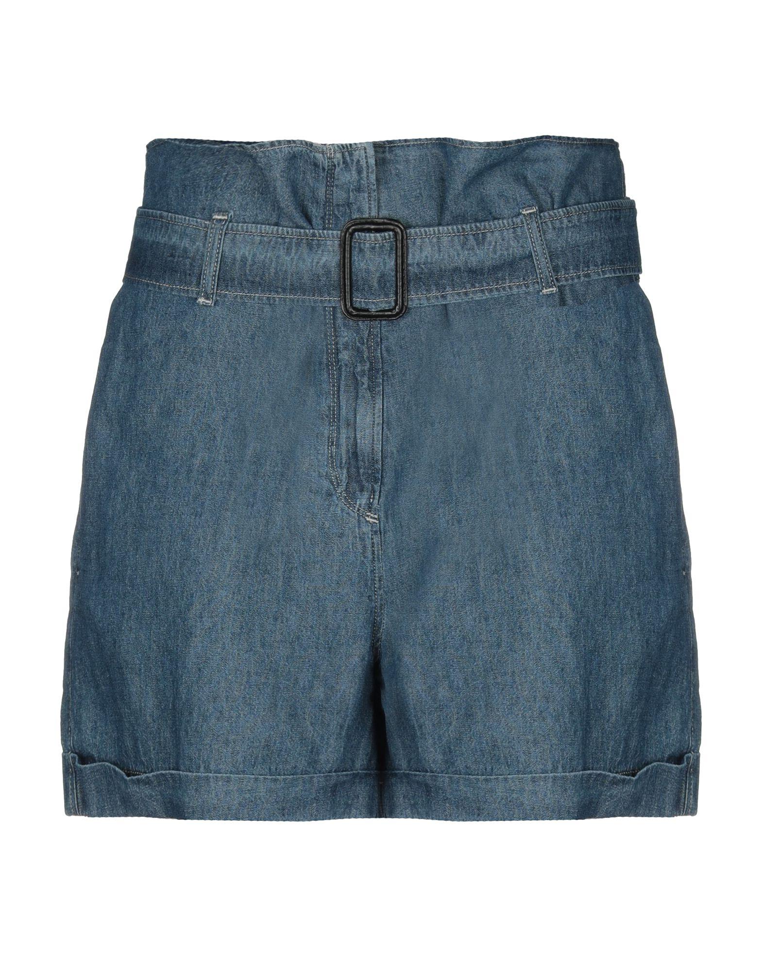 Фото - TELA Джинсовые шорты please джинсовые шорты