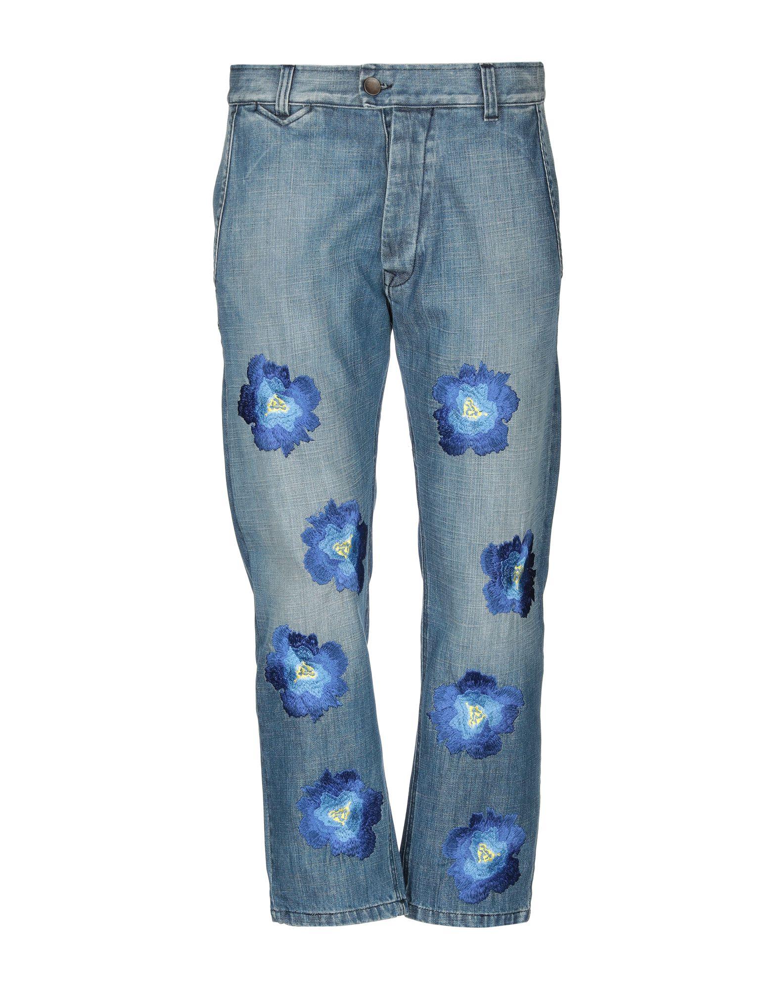 CHRISTIAN PELLIZZARI Джинсовые брюки christian pellizzari джинсовые брюки