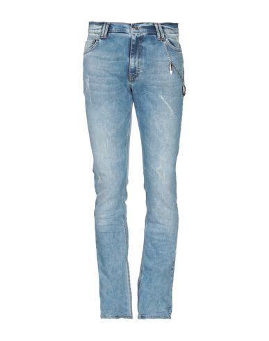 LES ÉCLAIRES Pantalon en jean homme