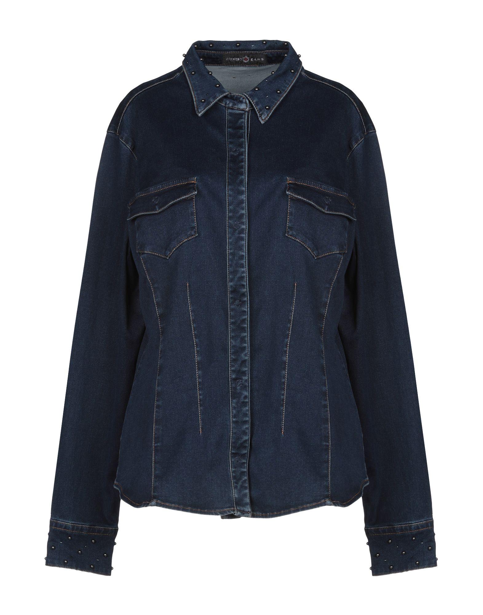 DISMERO Джинсовая рубашка