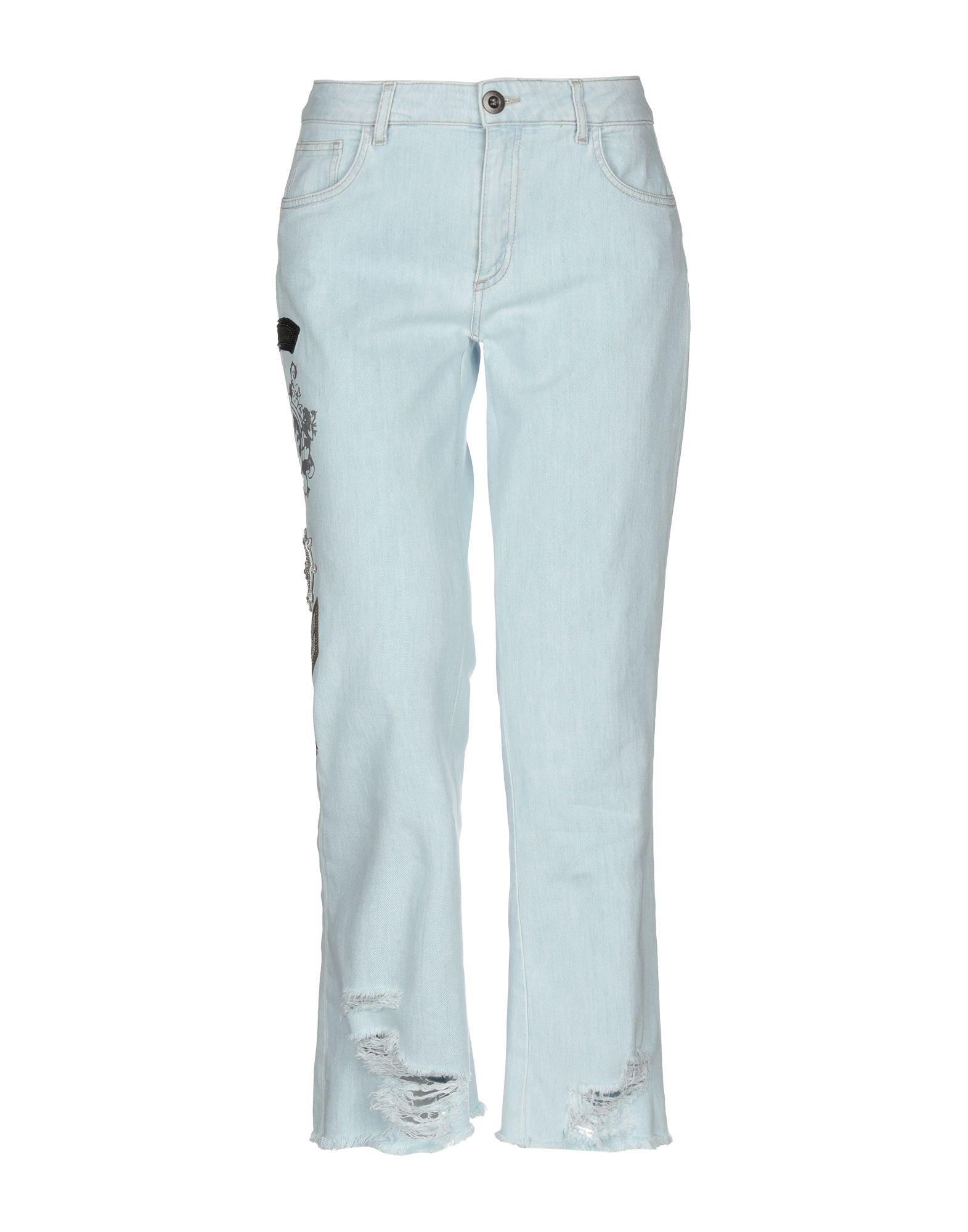 MR & MRS ITALY Джинсовые брюки цена 2017