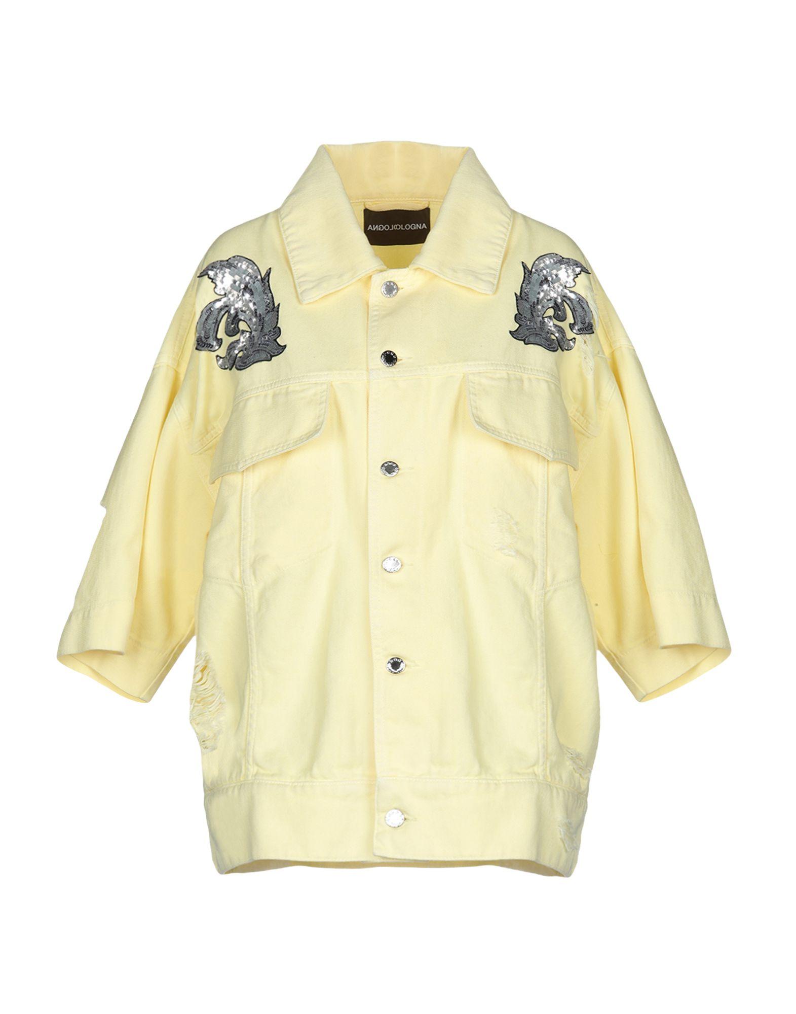 MARCO BOLOGNA Джинсовая верхняя одежда одежда