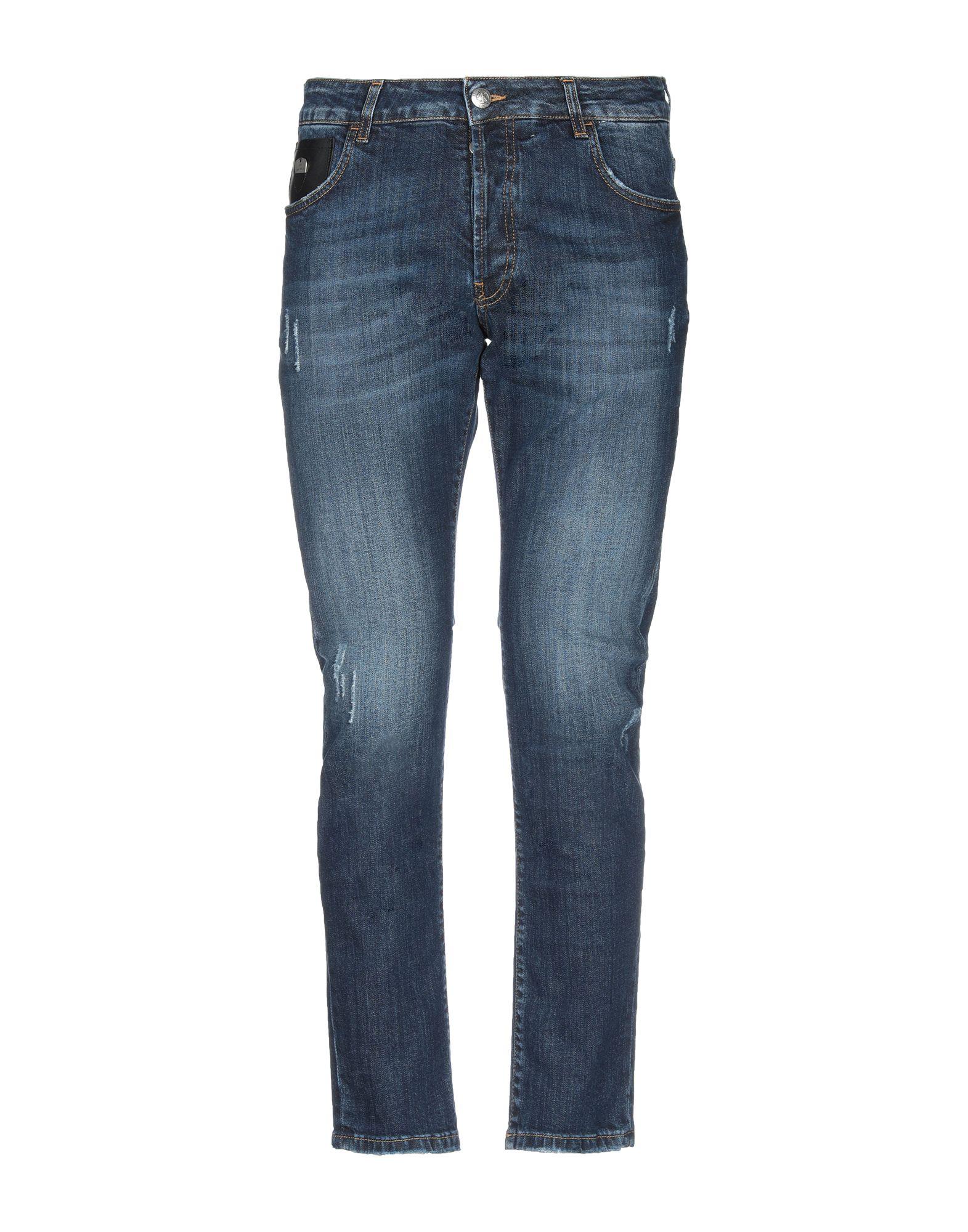 JOHN RICHMOND Джинсовые брюки john richmond джинсовые брюки