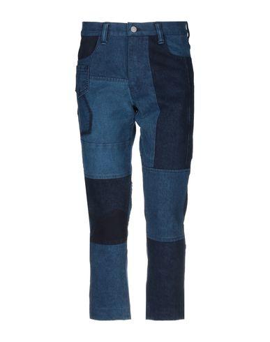 Джинсовые брюки от BLUE BLUE  JAPAN