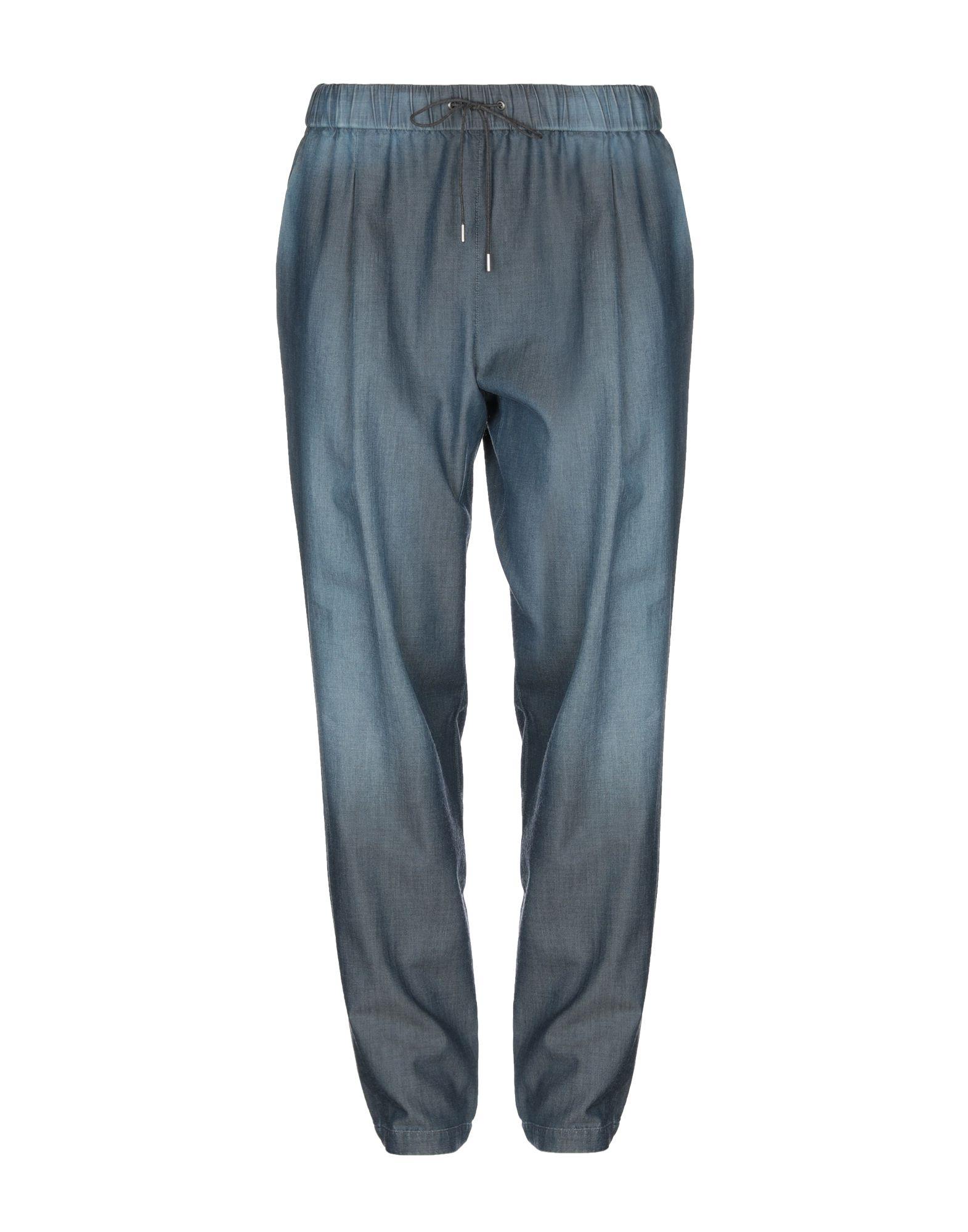 FABIANA FILIPPI Джинсовые брюки