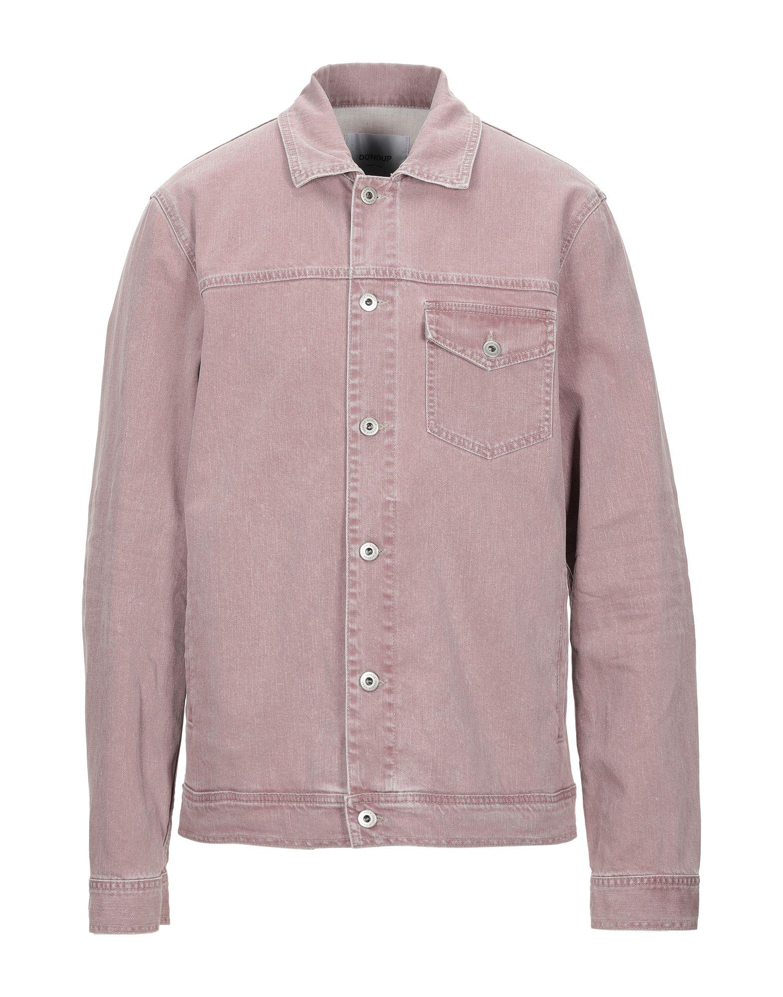 DONDUP Джинсовая верхняя одежда yeezy джинсовая верхняя одежда