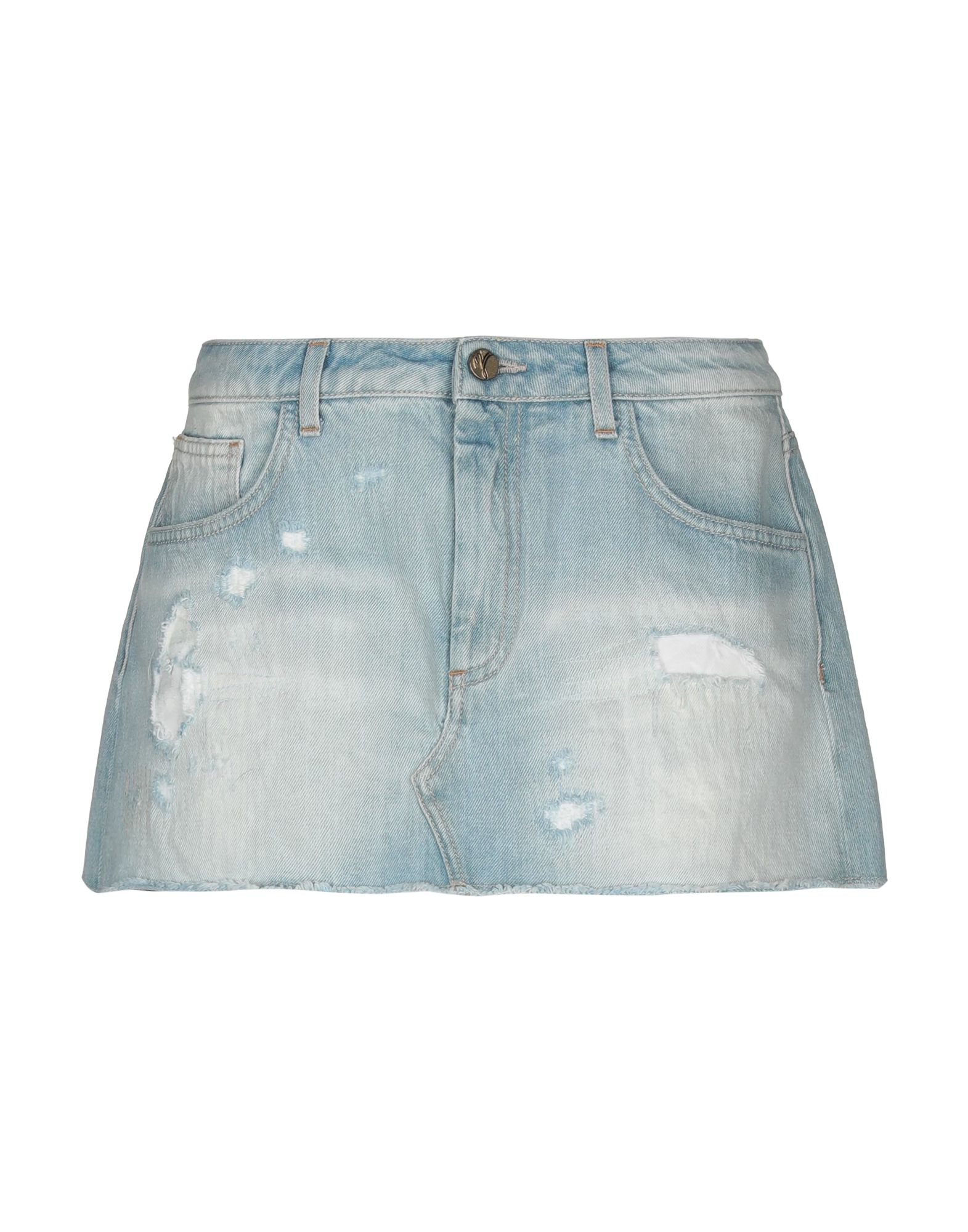 MANILA GRACE DENIM Джинсовая юбка цена 2017