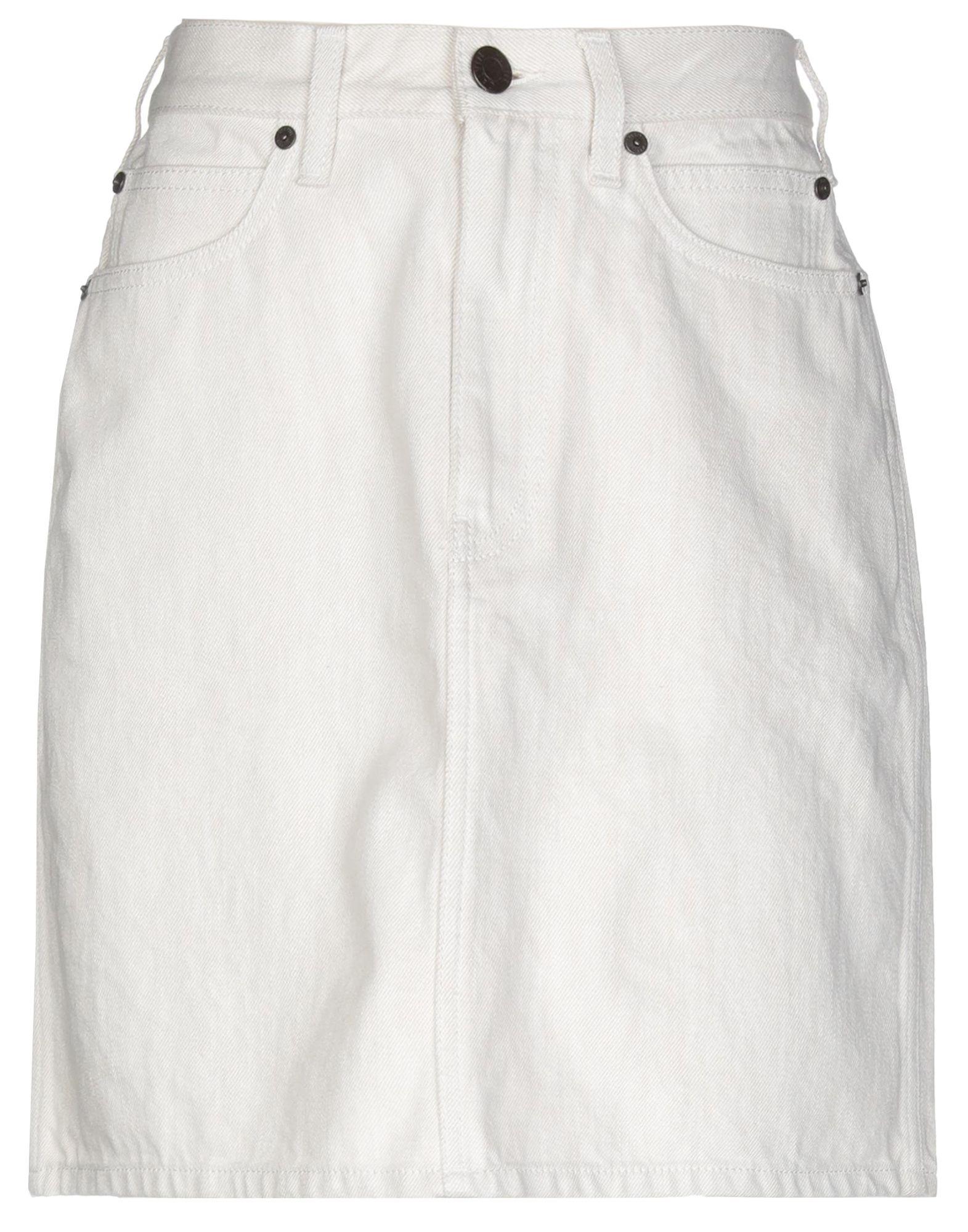 CALVIN KLEIN 205W39NYC Джинсовая юбка calvin klein 205w39nyc длинная юбка