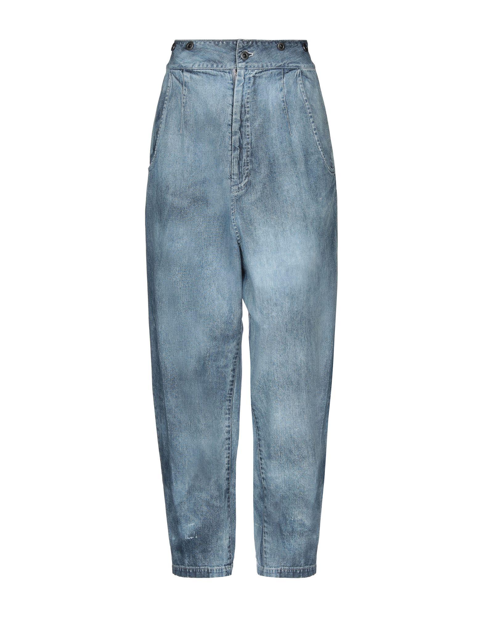 LIMI FEU Джинсовые брюки