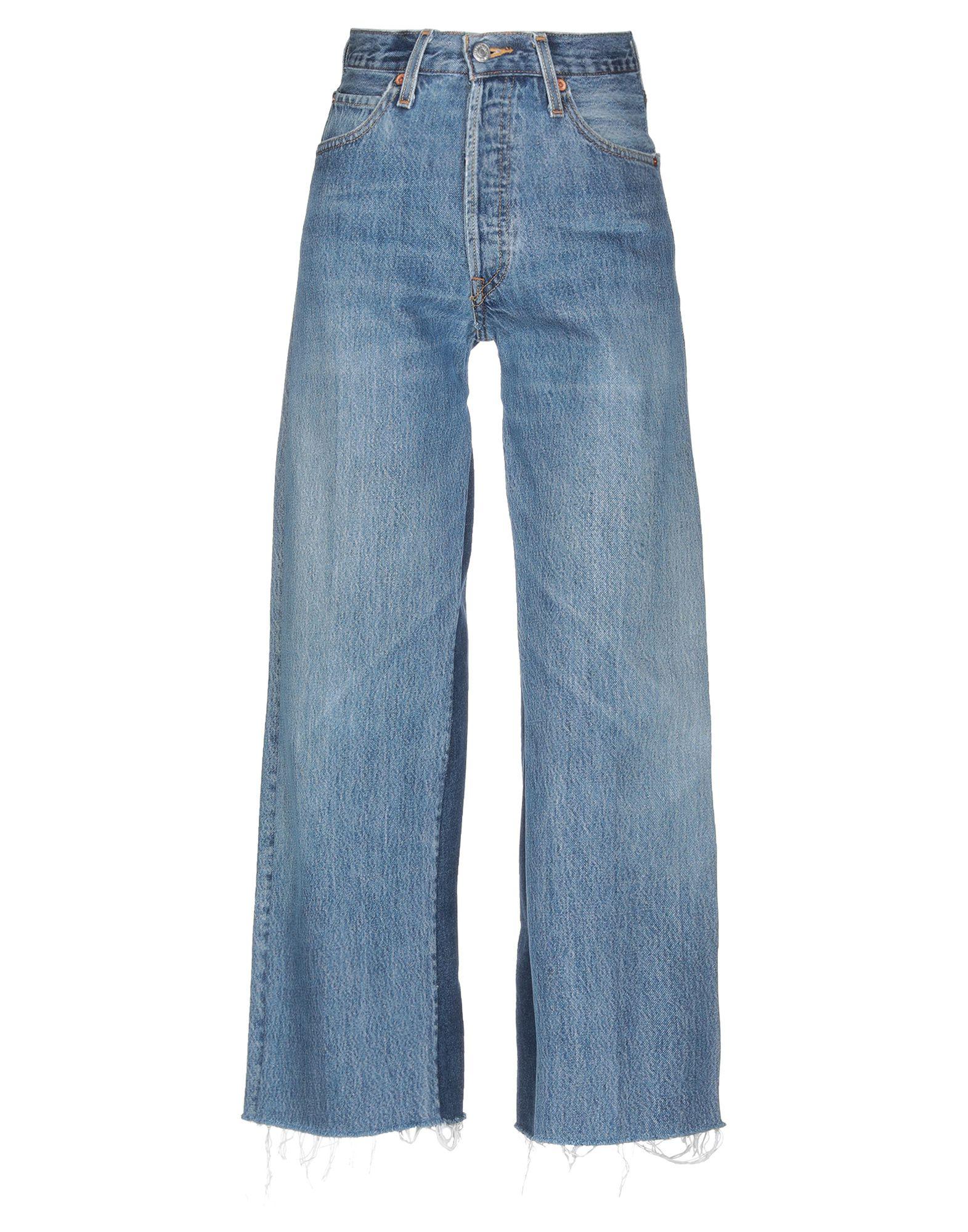 RE/DONE by LEVI'S Джинсовые брюки re bel by olt свитер
