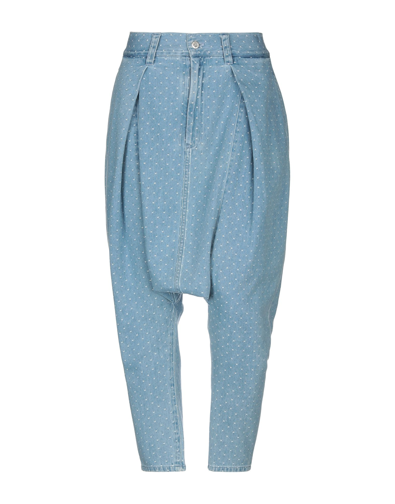 LIMI FEU Джинсовые брюки цены онлайн