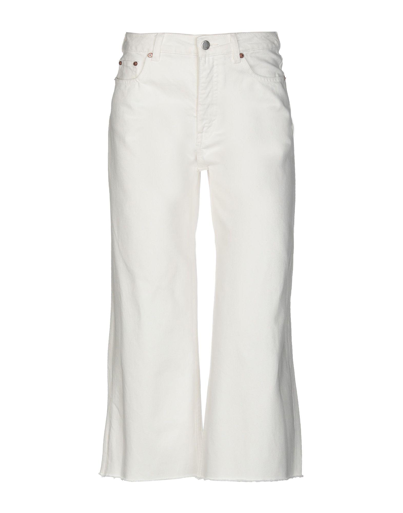 CHEAP MONDAY Джинсовые брюки-капри цена 2017