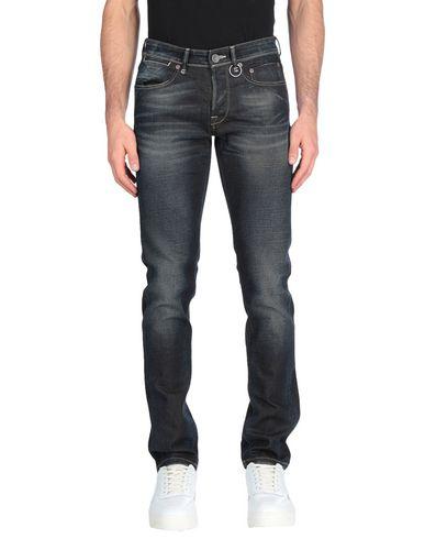 Фото - Джинсовые брюки от SIVIGLIA WHITE синего цвета