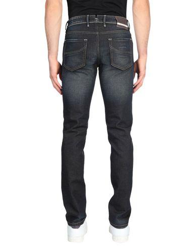Фото 2 - Джинсовые брюки от SIVIGLIA WHITE синего цвета
