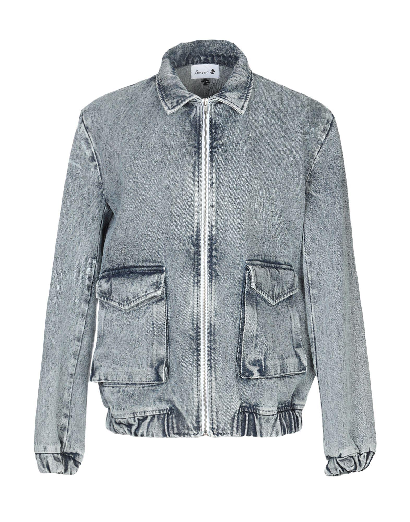 BONSAI Джинсовая верхняя одежда недорго, оригинальная цена